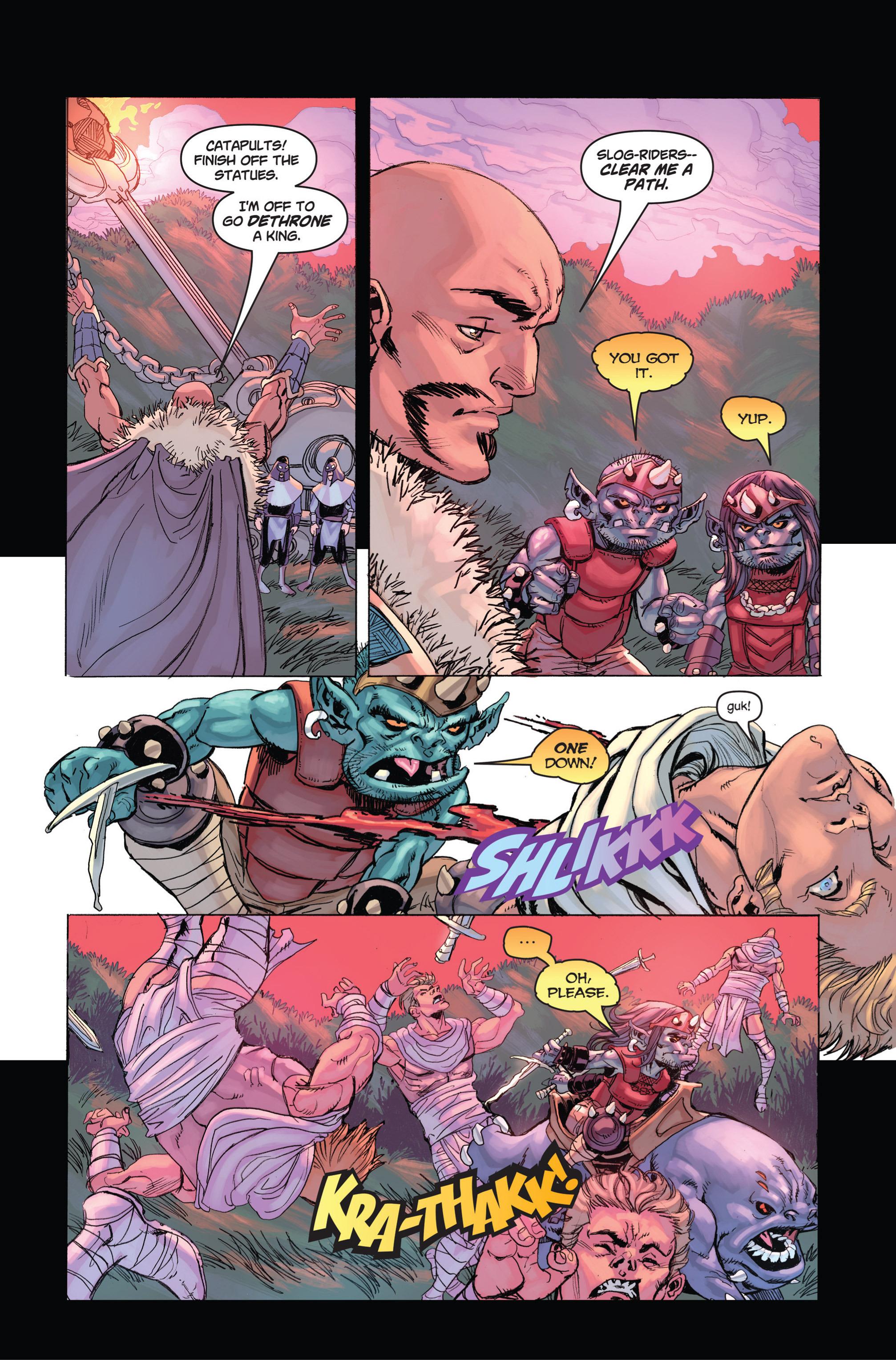 Read online Skyward comic -  Issue #9 - 9