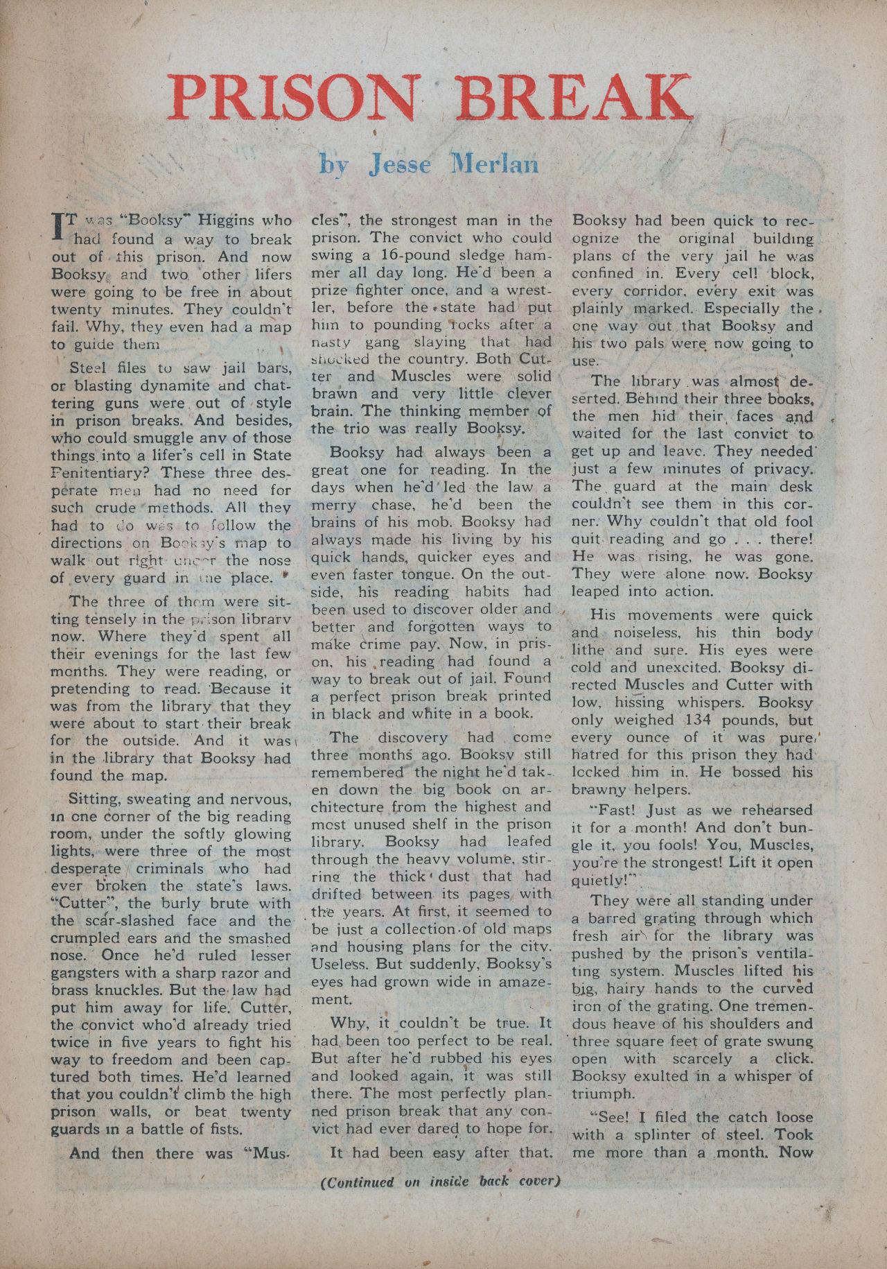 Read online Detective Comics (1937) comic -  Issue #94 - 30