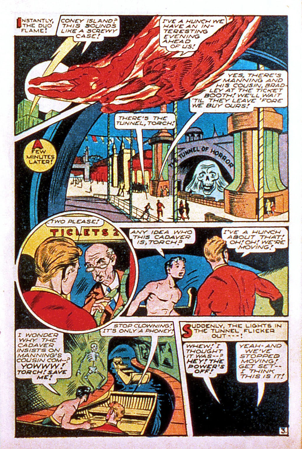 Read online Mystic Comics (1944) comic -  Issue #2 - 21