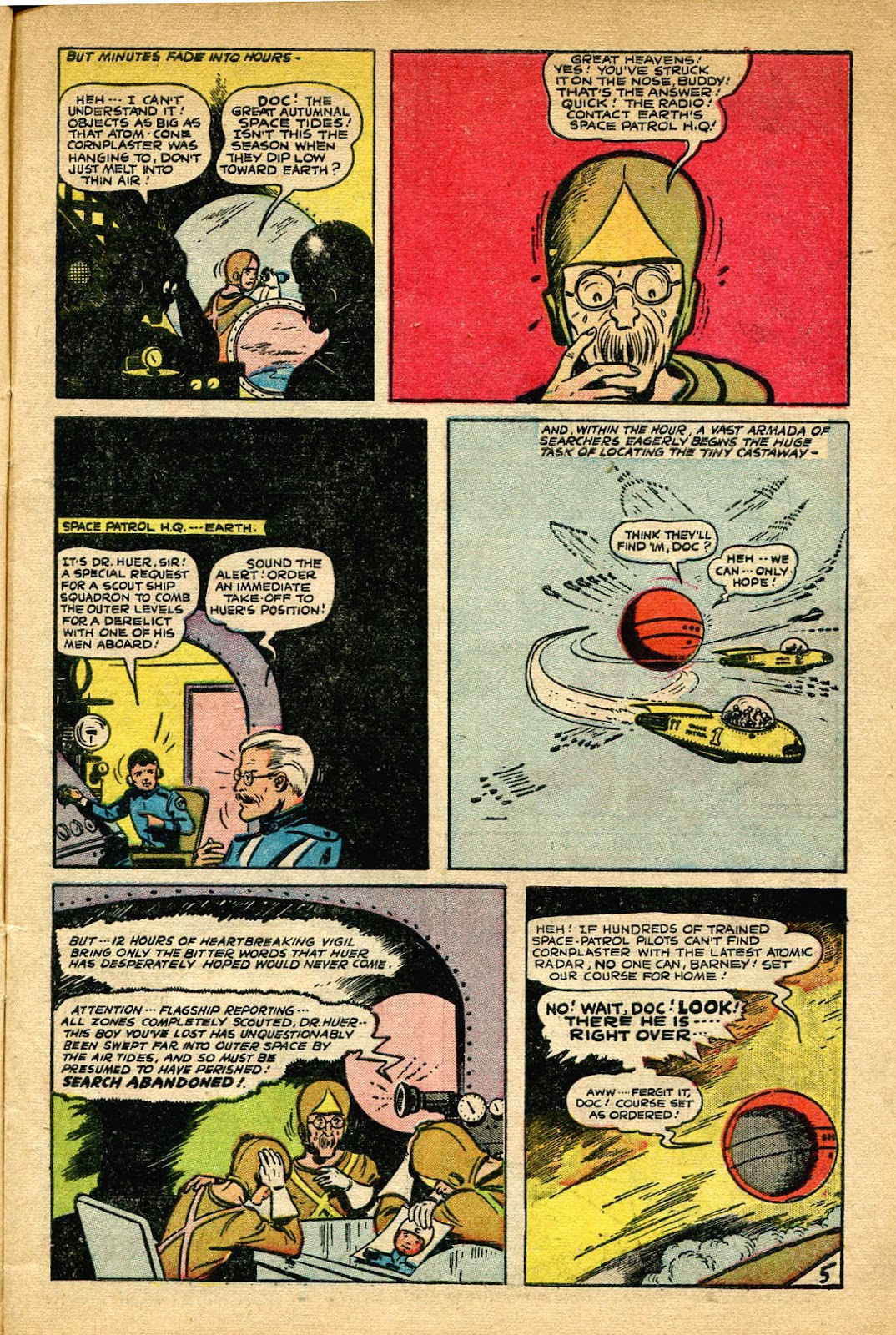 Read online Famous Funnies comic -  Issue #182 - 7