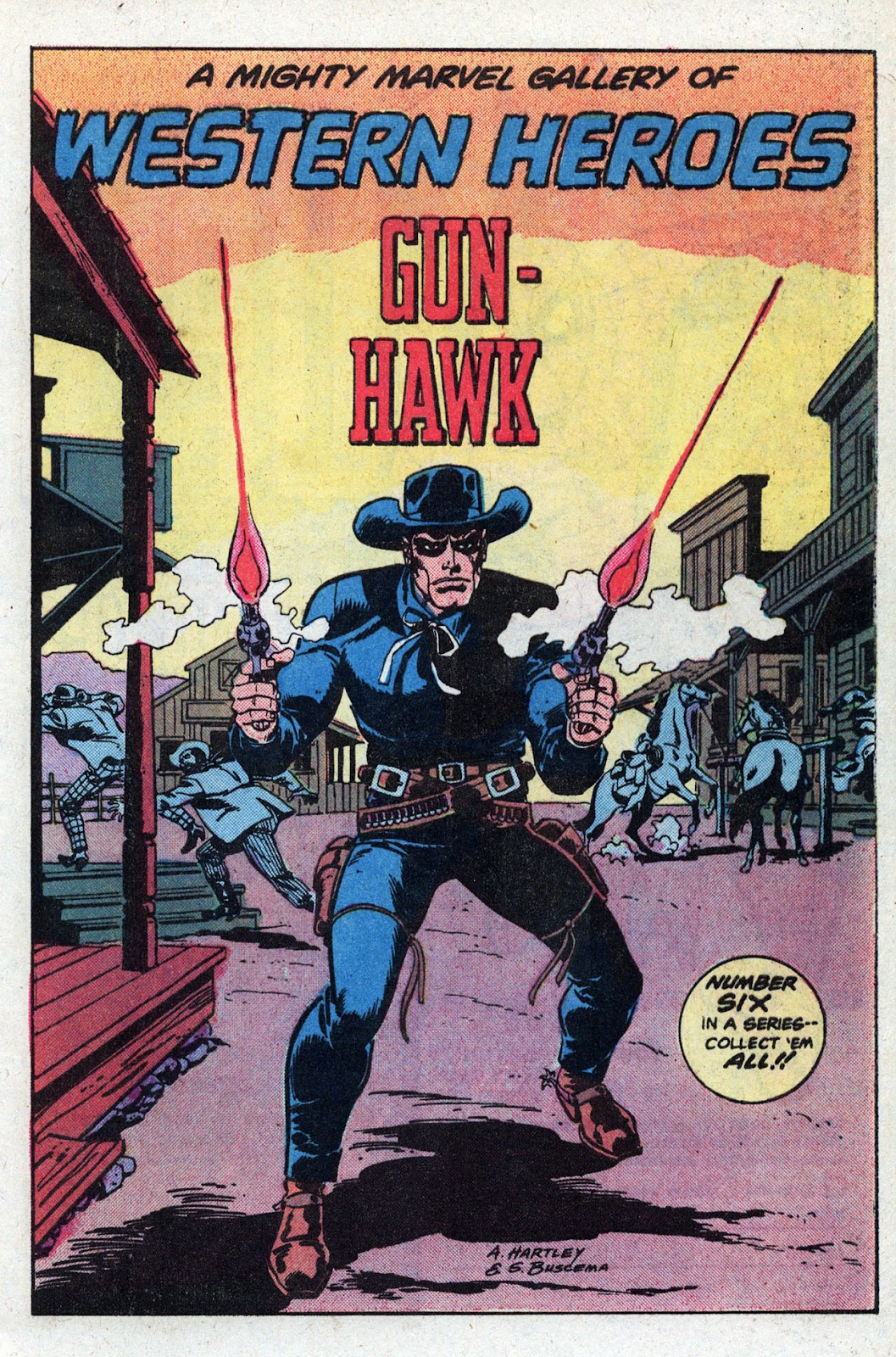 Kid Colt Outlaw issue 227 - Page 32