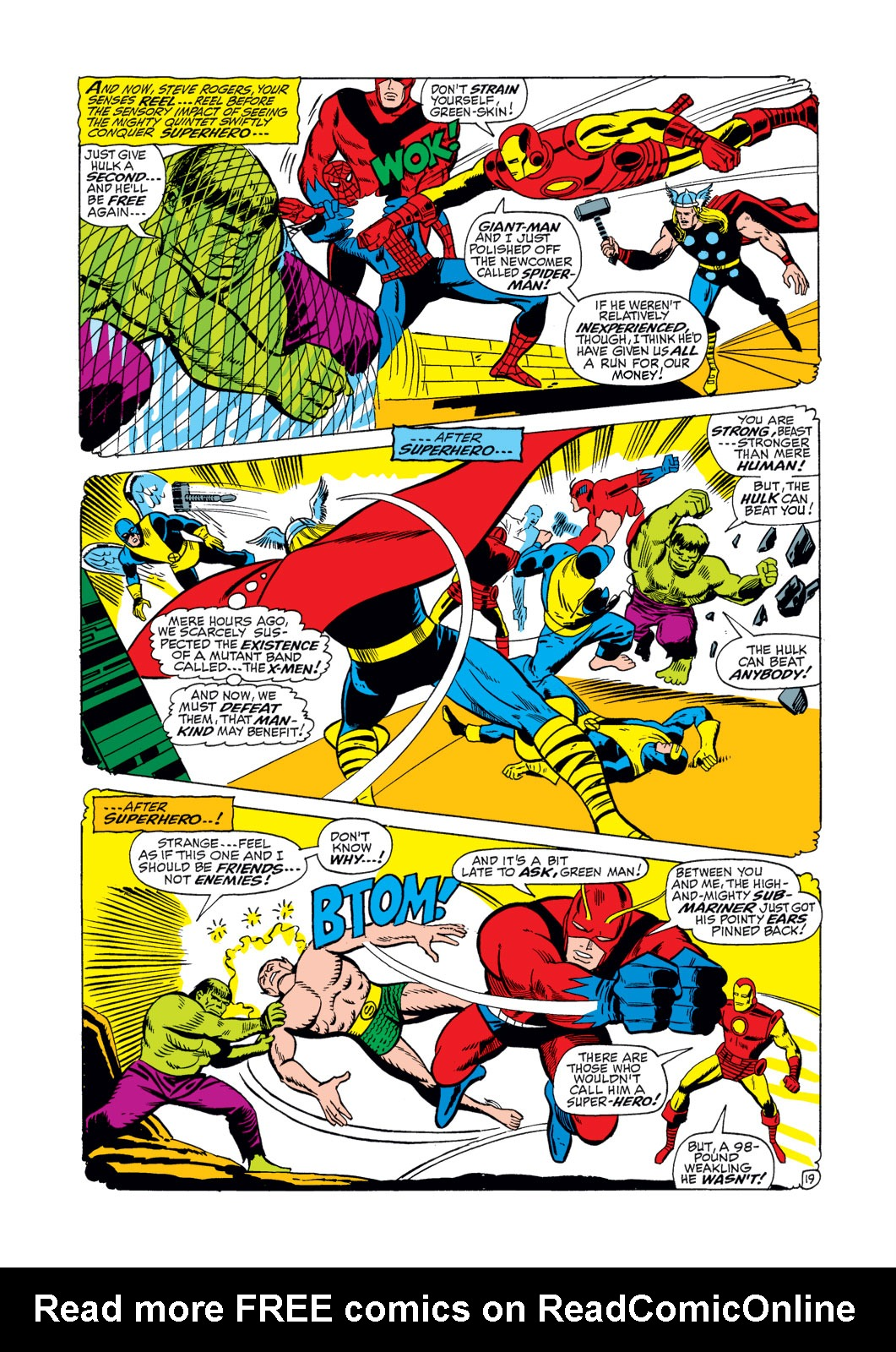The Avengers (1963) _Annual_2 Page 19