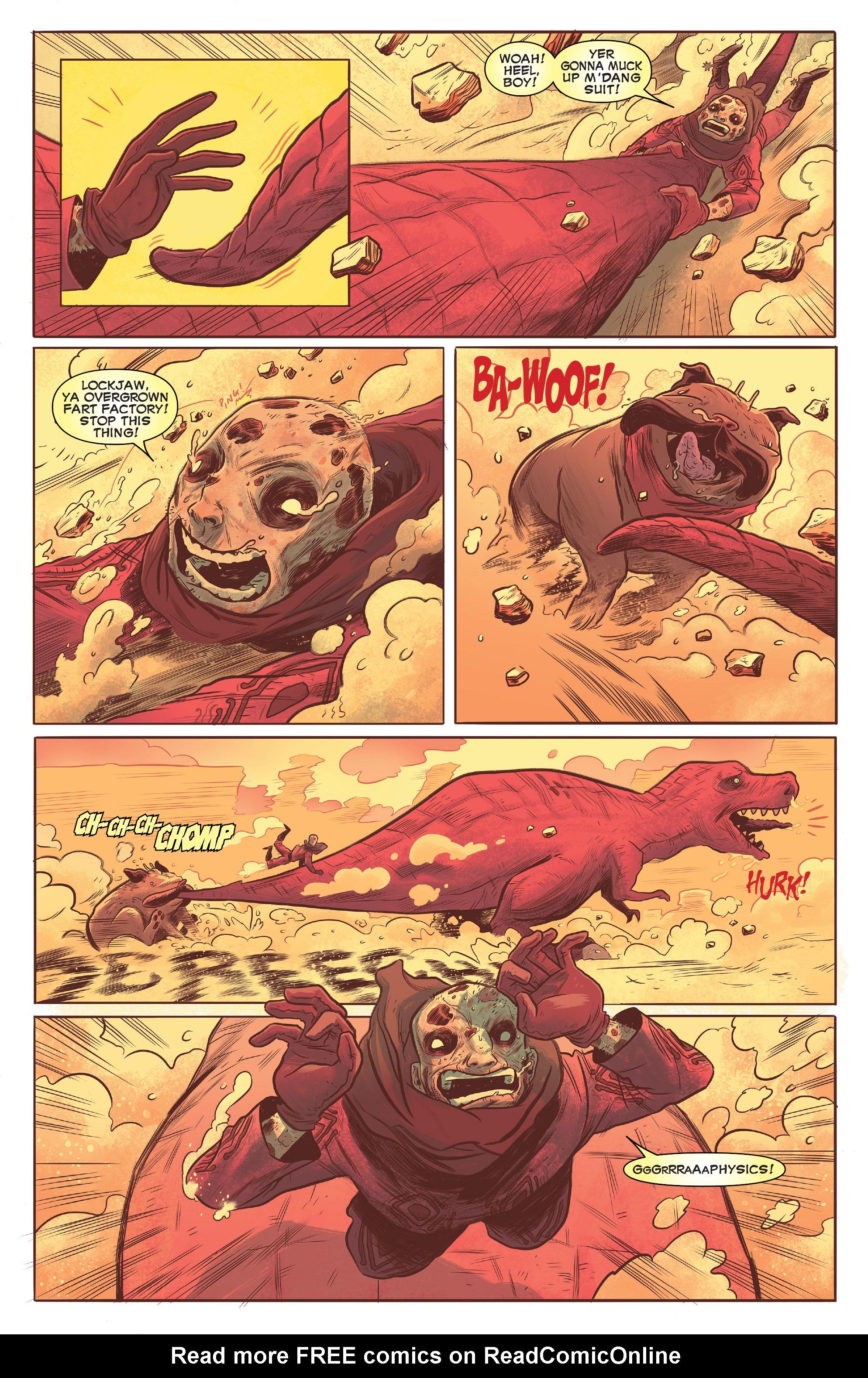 Read online Secret Wars Journal/Battleworld comic -  Issue # TPB - 181