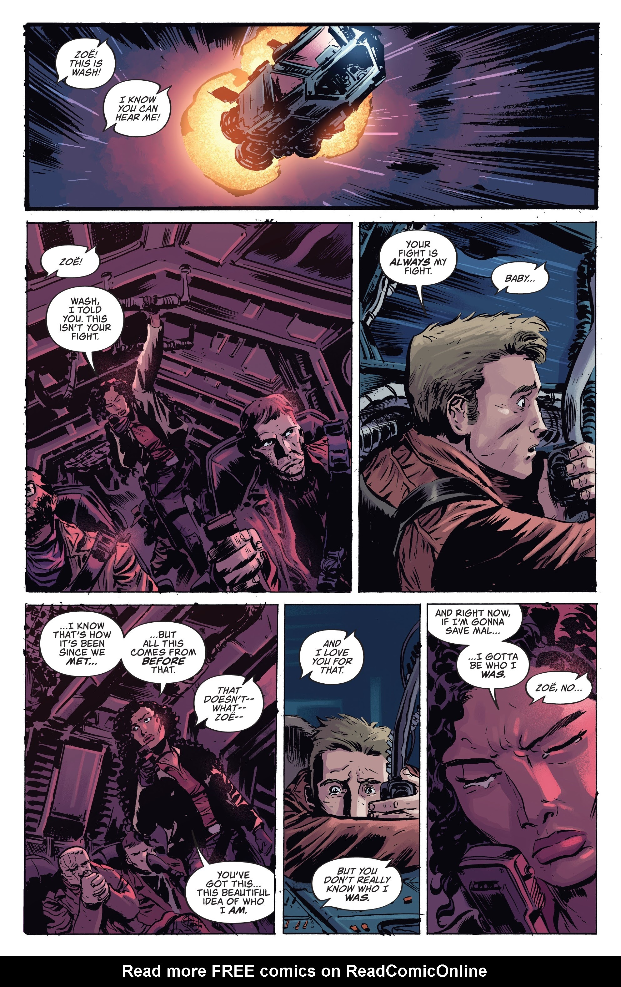 Read online Firefly comic -  Issue #7 - 8