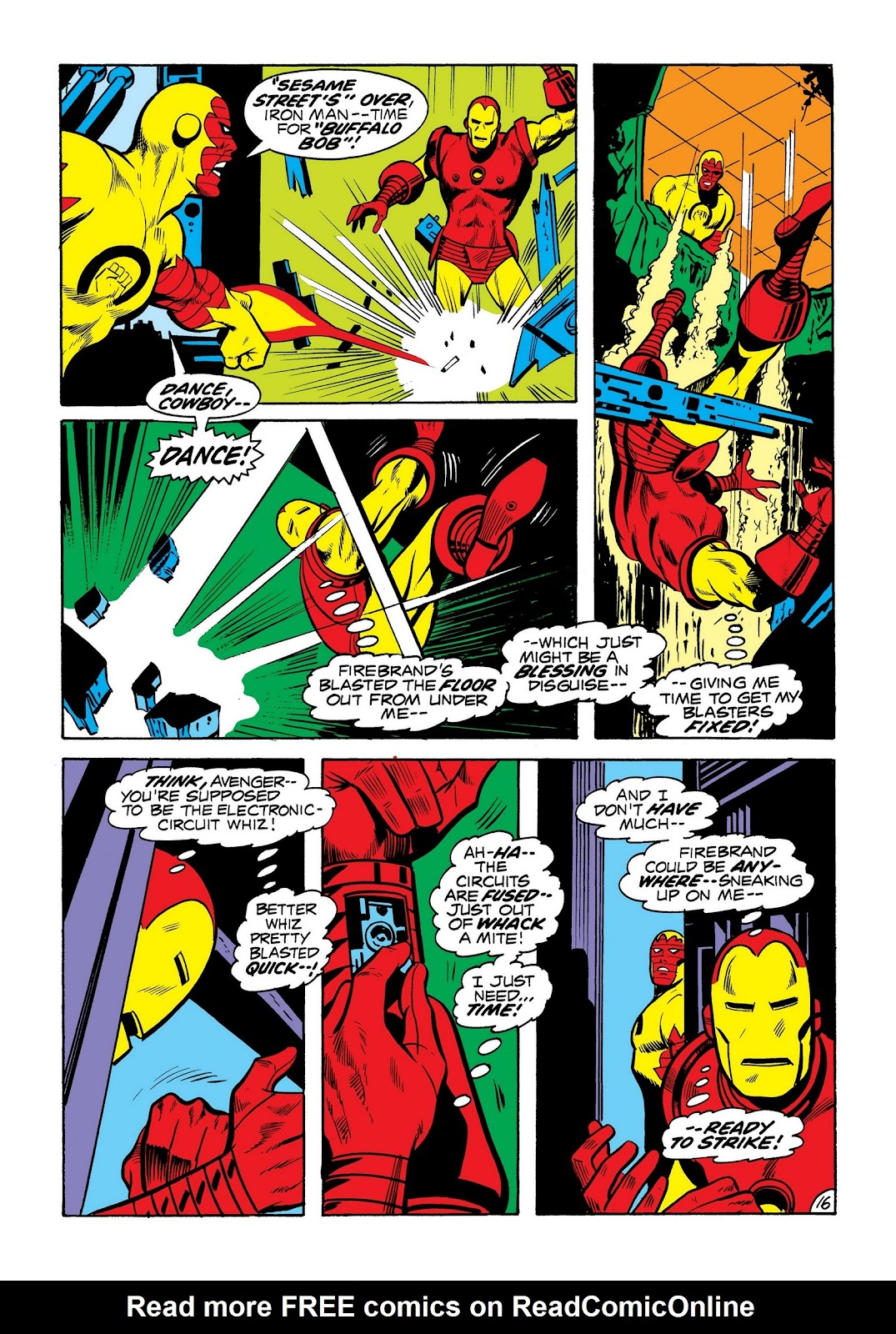 Read online Marvel Masterworks: The Invincible Iron Man comic -  Issue # TPB 8 (Part 3) - 4