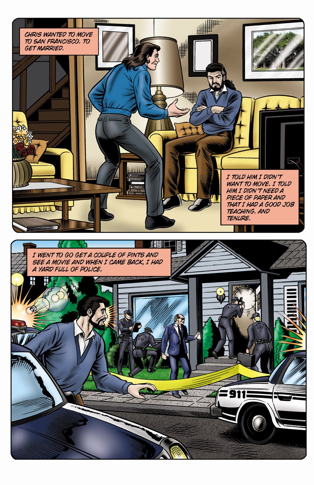 Read online SideChicks comic -  Issue #4 - 14