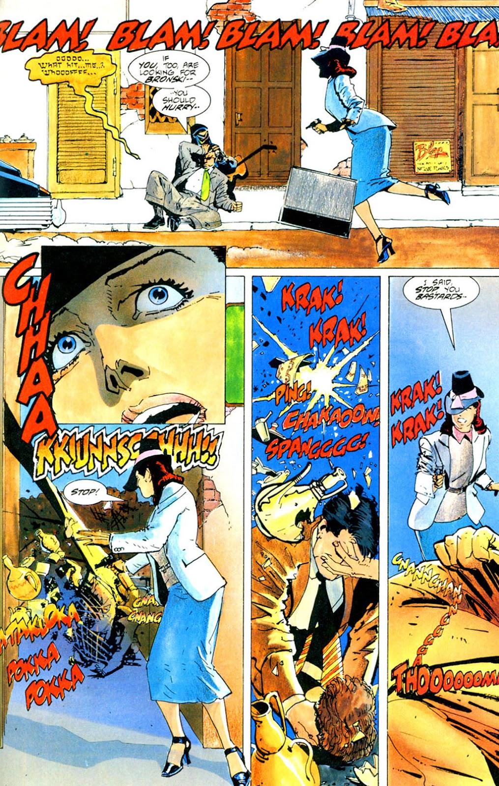 Blackhawk (1988) issue 1 - Page 41
