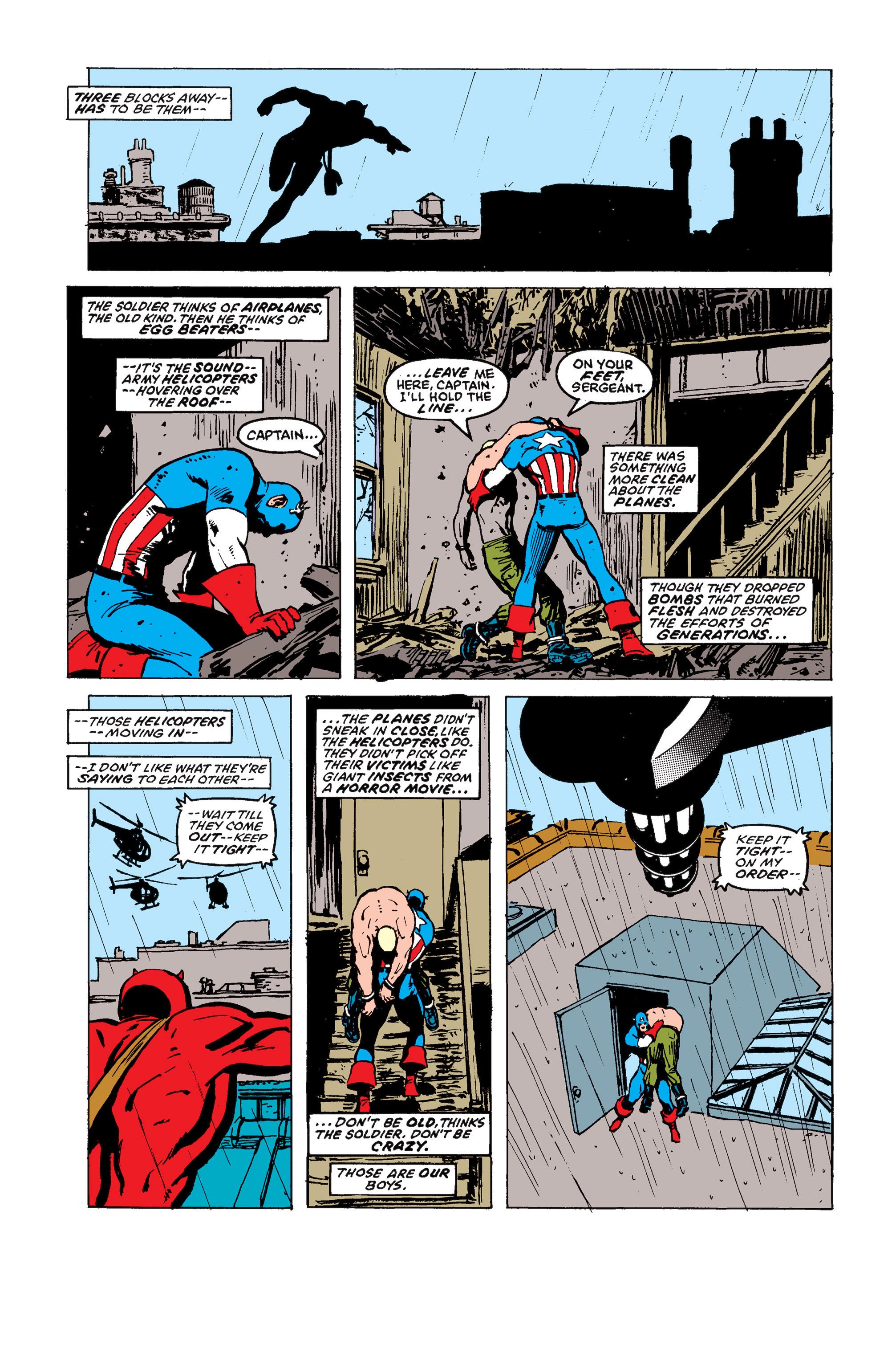 Read online Daredevil: Born Again comic -  Issue # Full - 193
