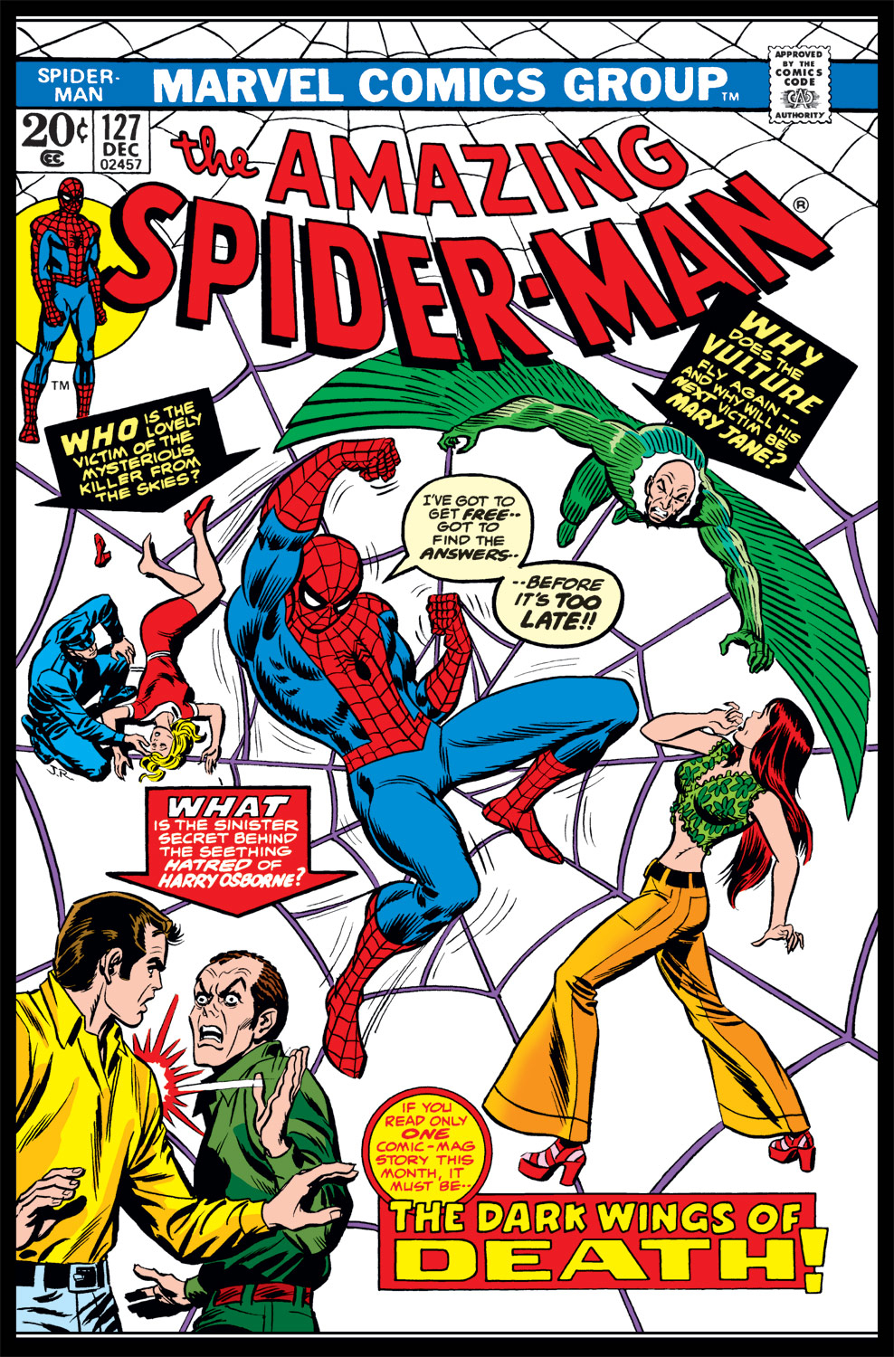 The Amazing Spider-Man (1963) 127 Page 1