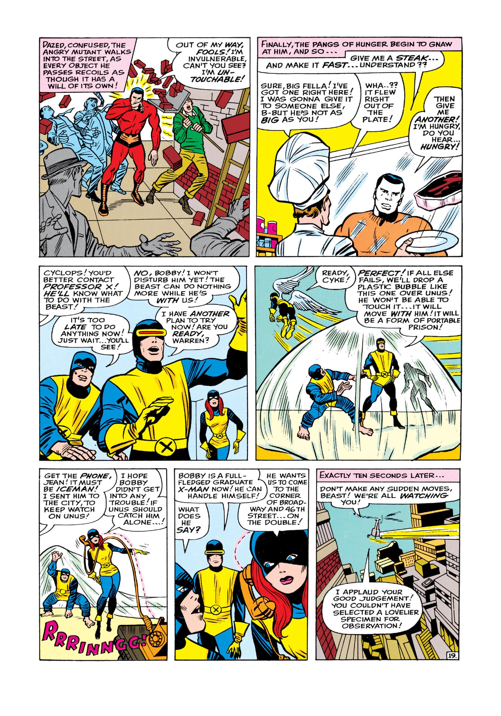 Uncanny X-Men (1963) 8 Page 19