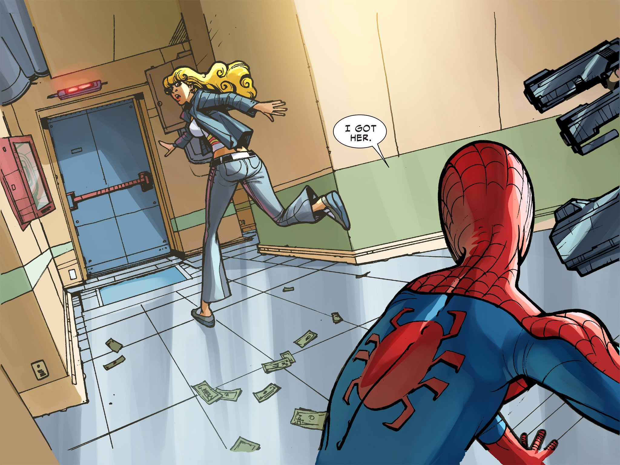 Read online Amazing Spider-Man: Who Am I? comic -  Issue # Full (Part 1) - 52