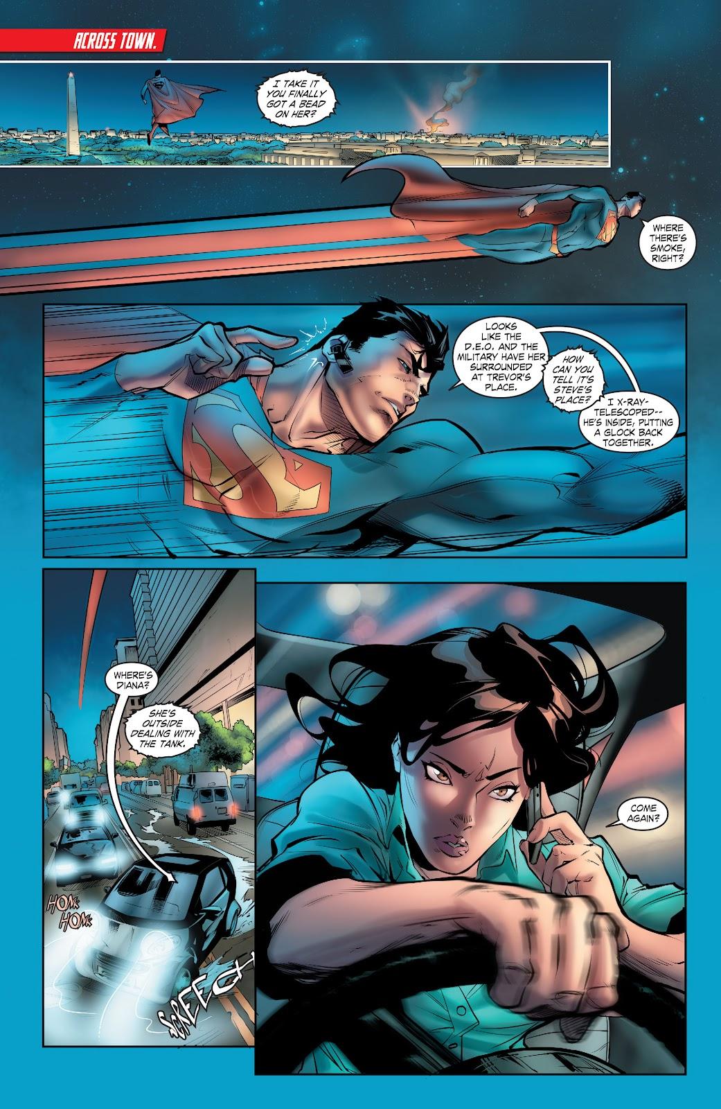 Read online Smallville Season 11 [II] comic -  Issue # TPB 5 - 59