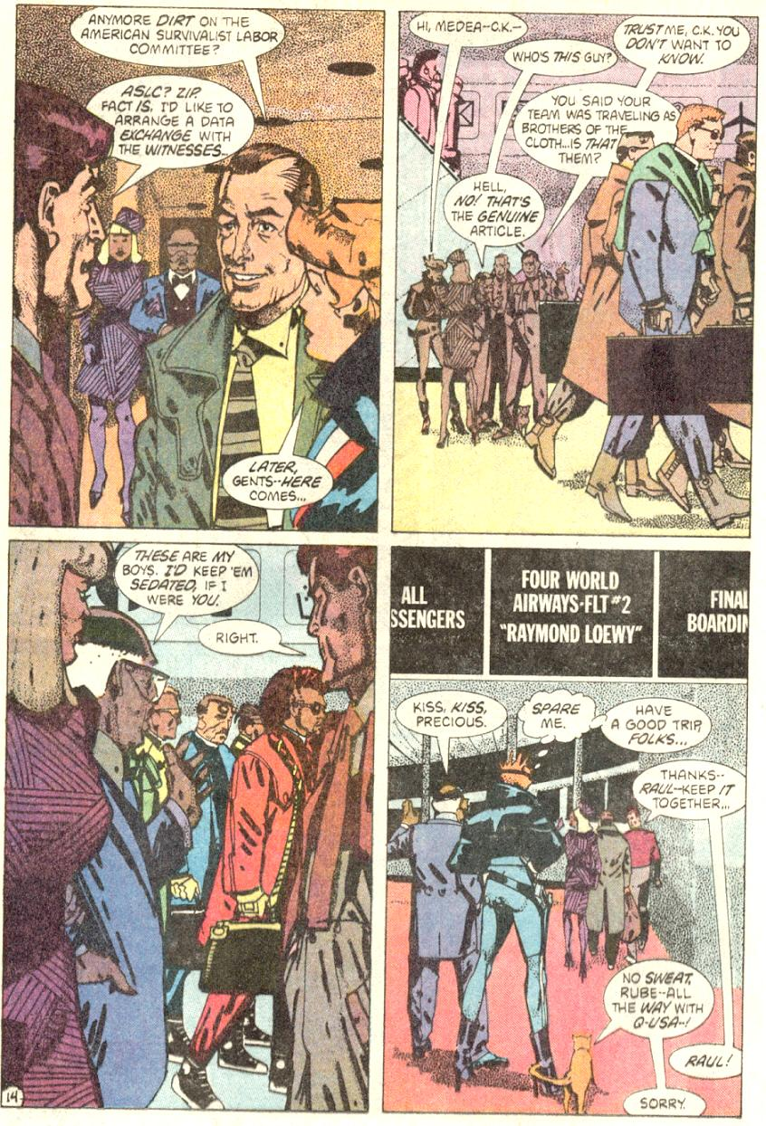 American Flagg! issue 4 - Page 15
