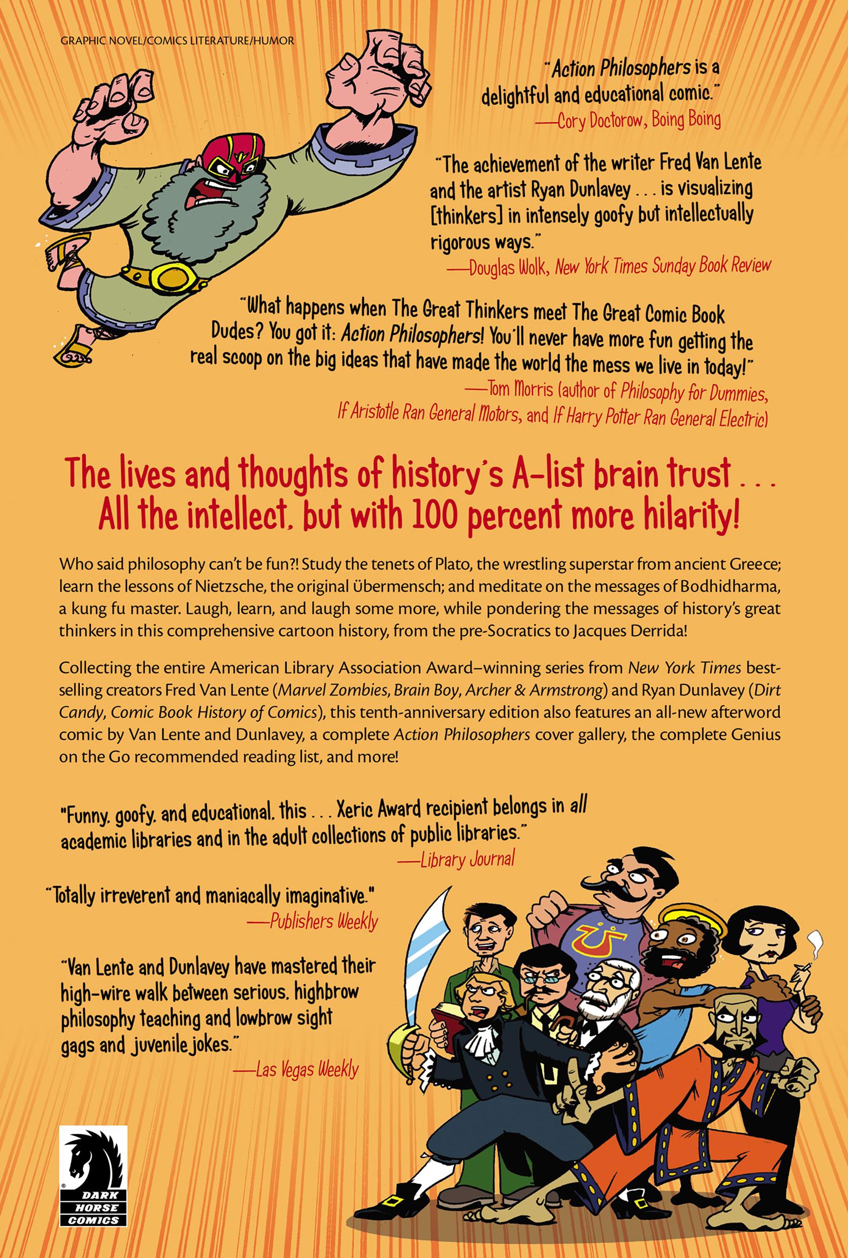 Read online Action Philosophers! comic -  Issue #Action Philosophers! TPB (Part 2) - 179