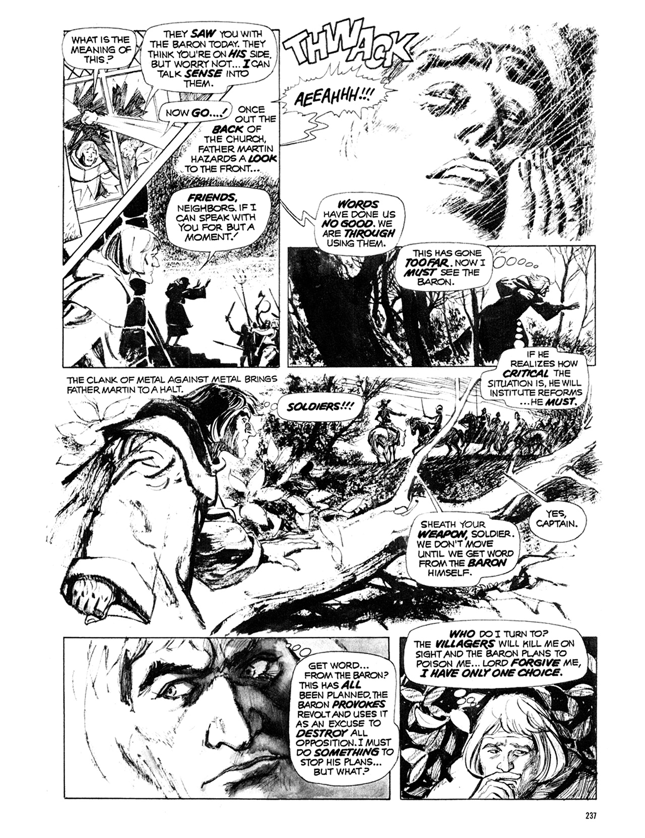 Read online Eerie Archives comic -  Issue # TPB 10 - 238