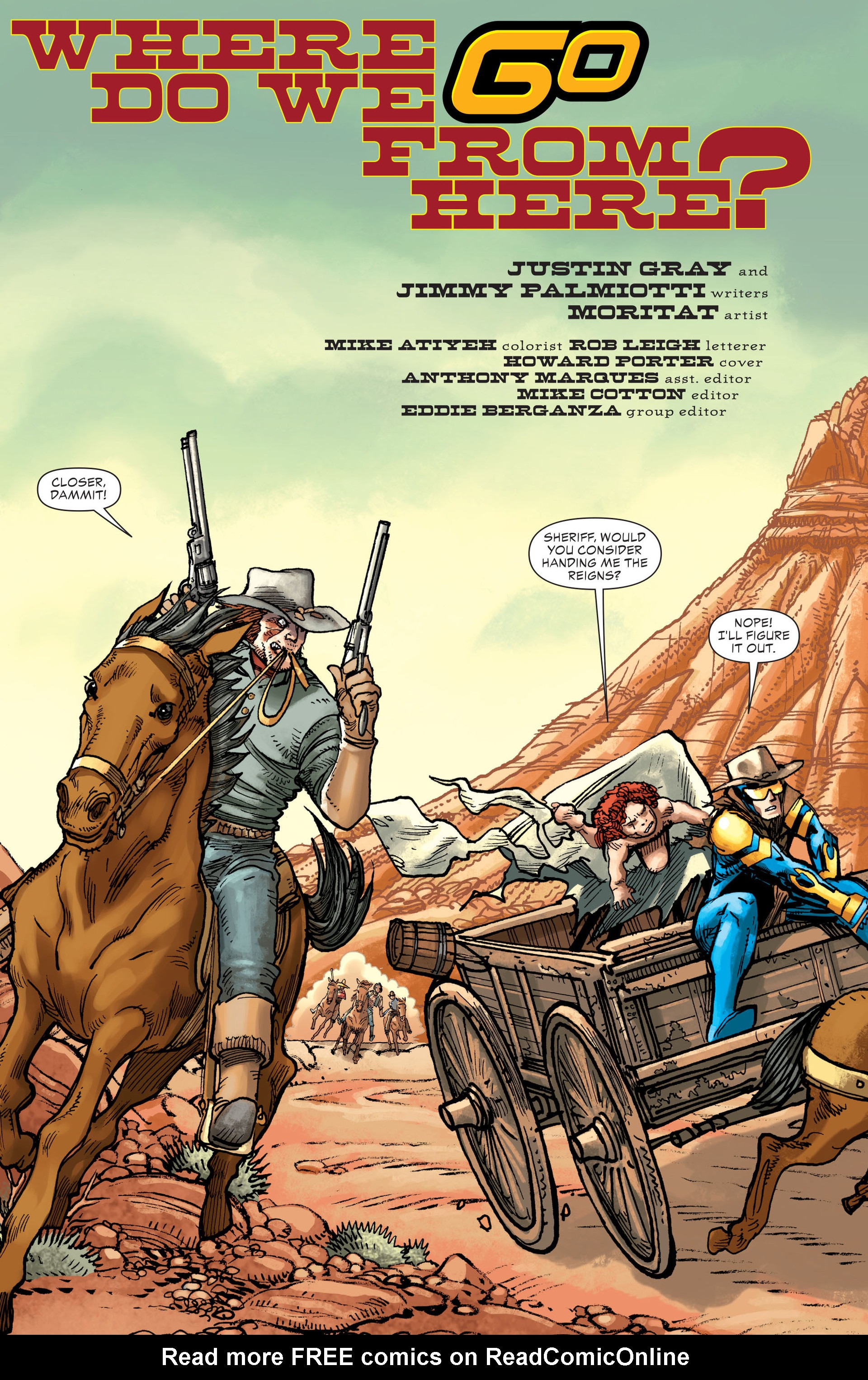 Read online All-Star Western (2011) comic -  Issue #21 - 2