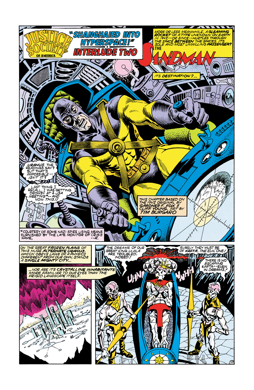 Read online All-Star Squadron comic -  Issue #55 - 18
