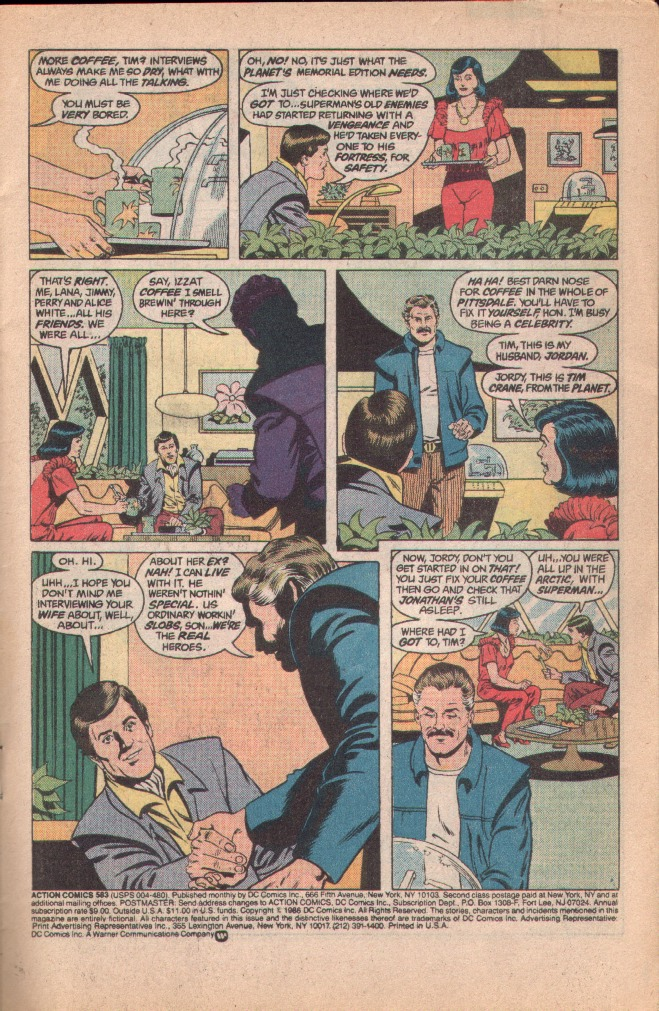 Read online Action Comics (1938) comic -  Issue #583 - 2