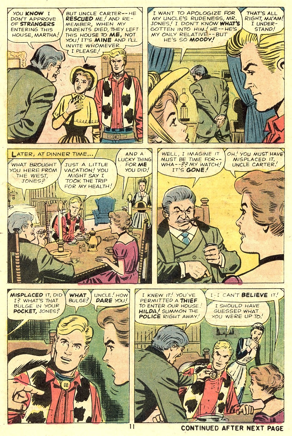 Kid Colt Outlaw issue 185 - Page 13