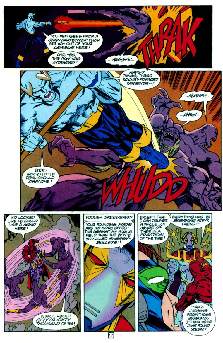 Read online Gunfire comic -  Issue #13 - 21