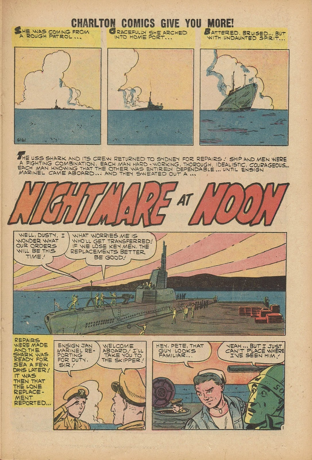 Read online Fightin' Navy comic -  Issue #92 - 23