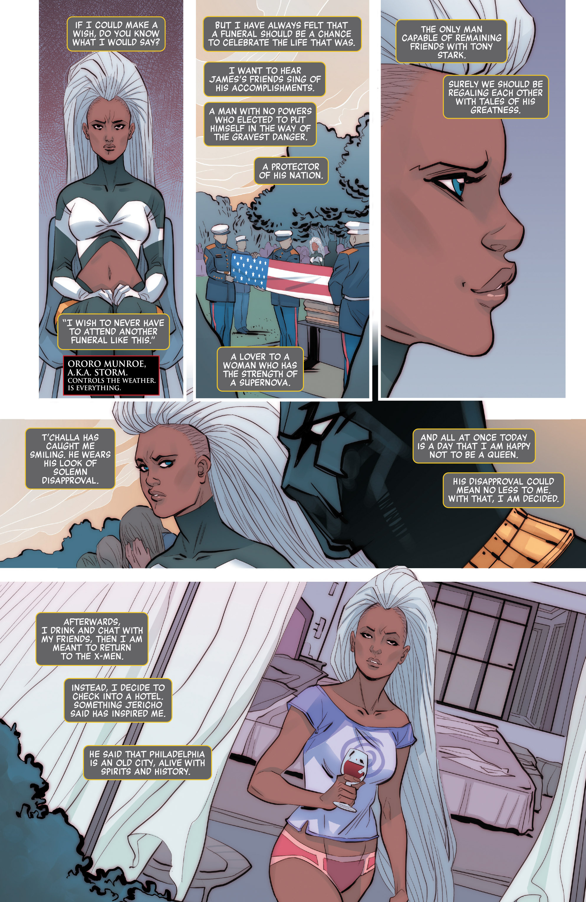 Read online Civil War II: Choosing Sides comic -  Issue #2 - 10