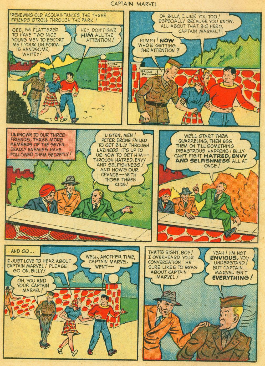 Captain Marvel Adventures issue 41 - Page 10