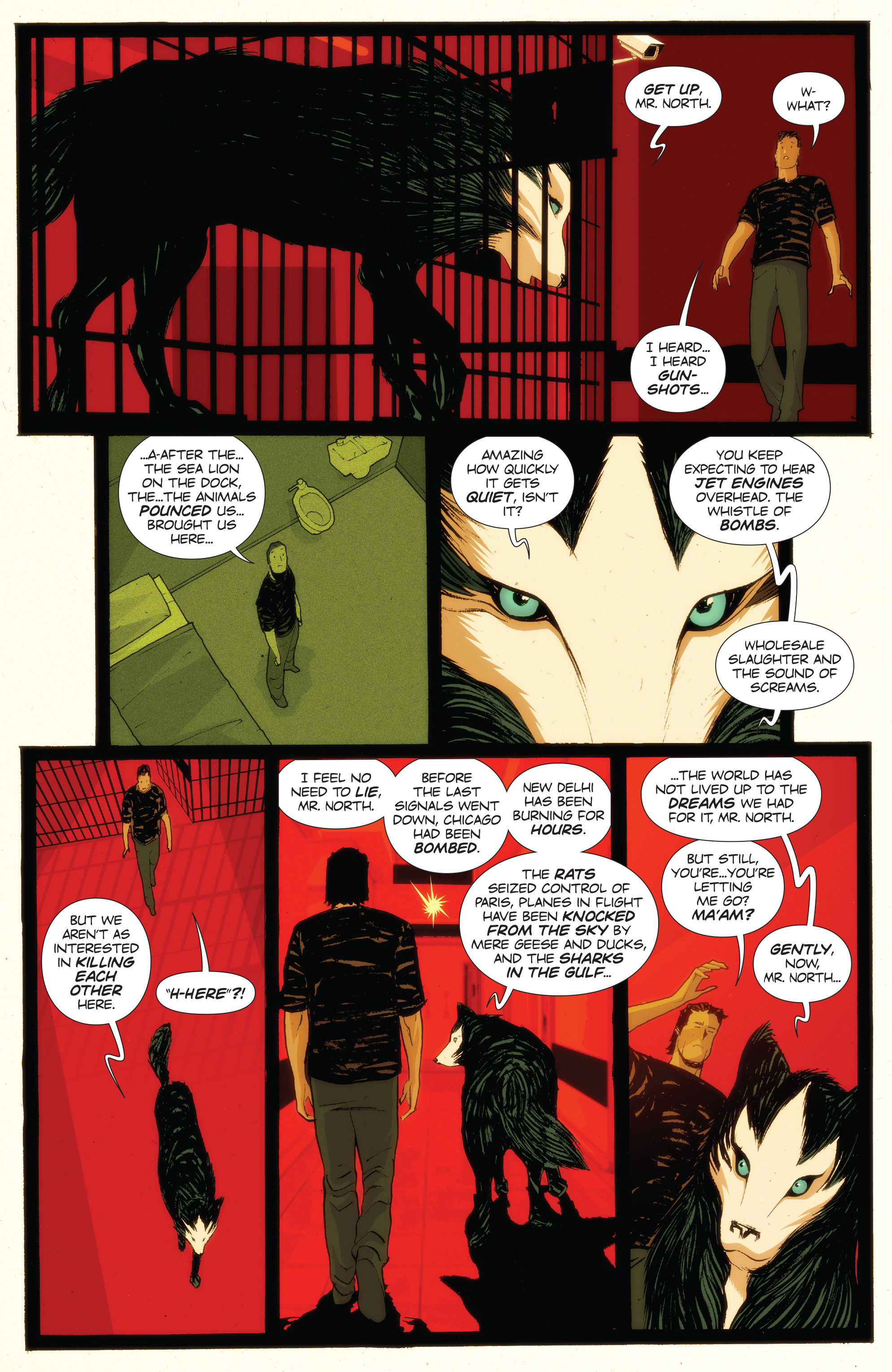 Read online Animosity: The Rise comic -  Issue #Animosity: The Rise Full - 12