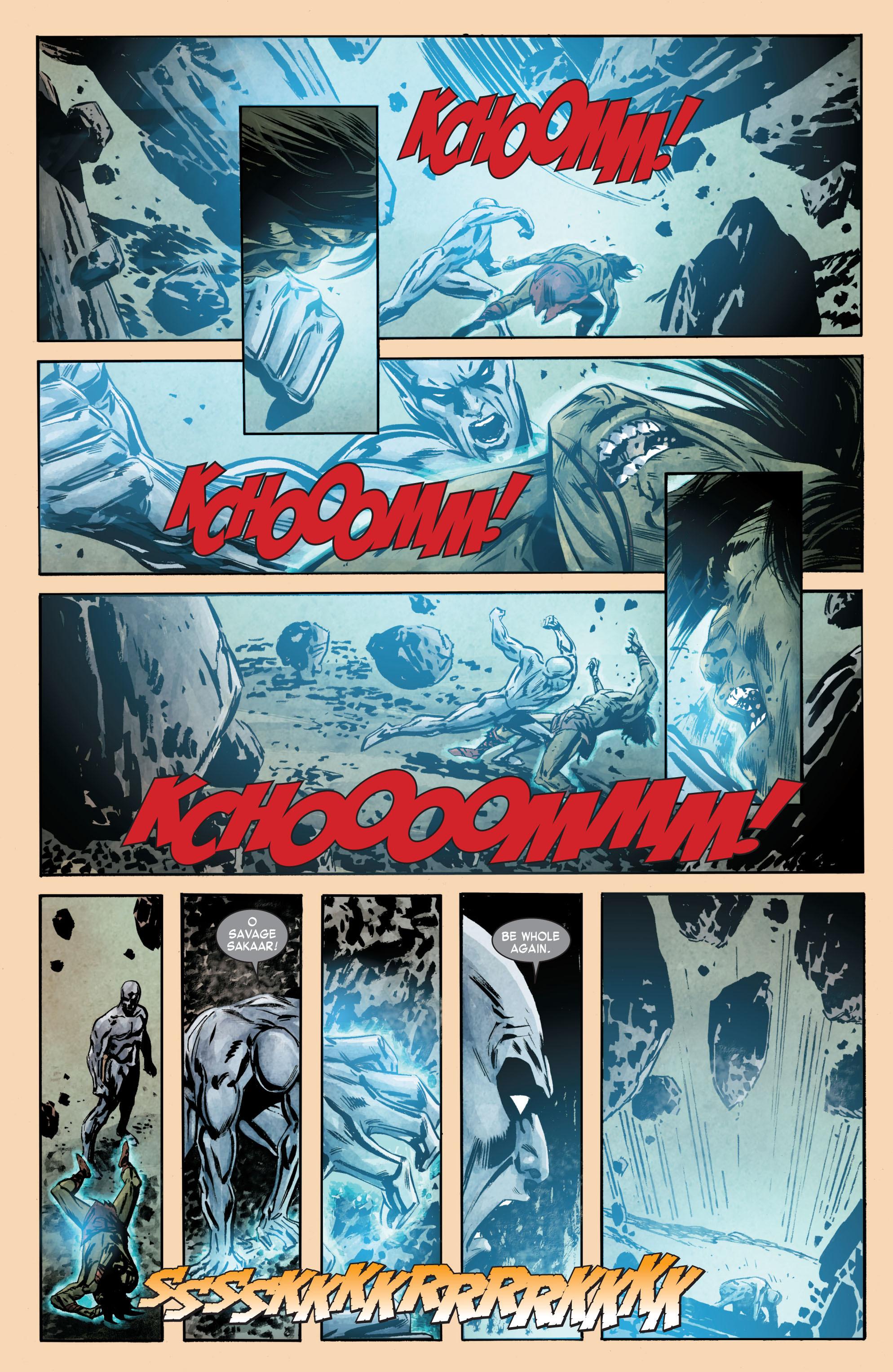 Read online Skaar: Son of Hulk comic -  Issue #7 - 19
