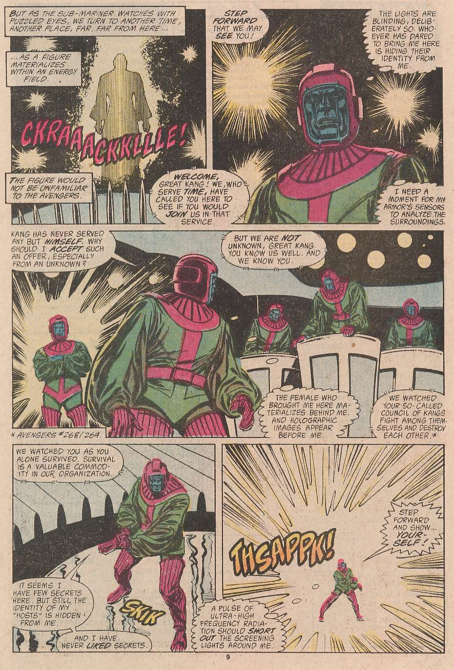 The Avengers (1963) 292 Page 7