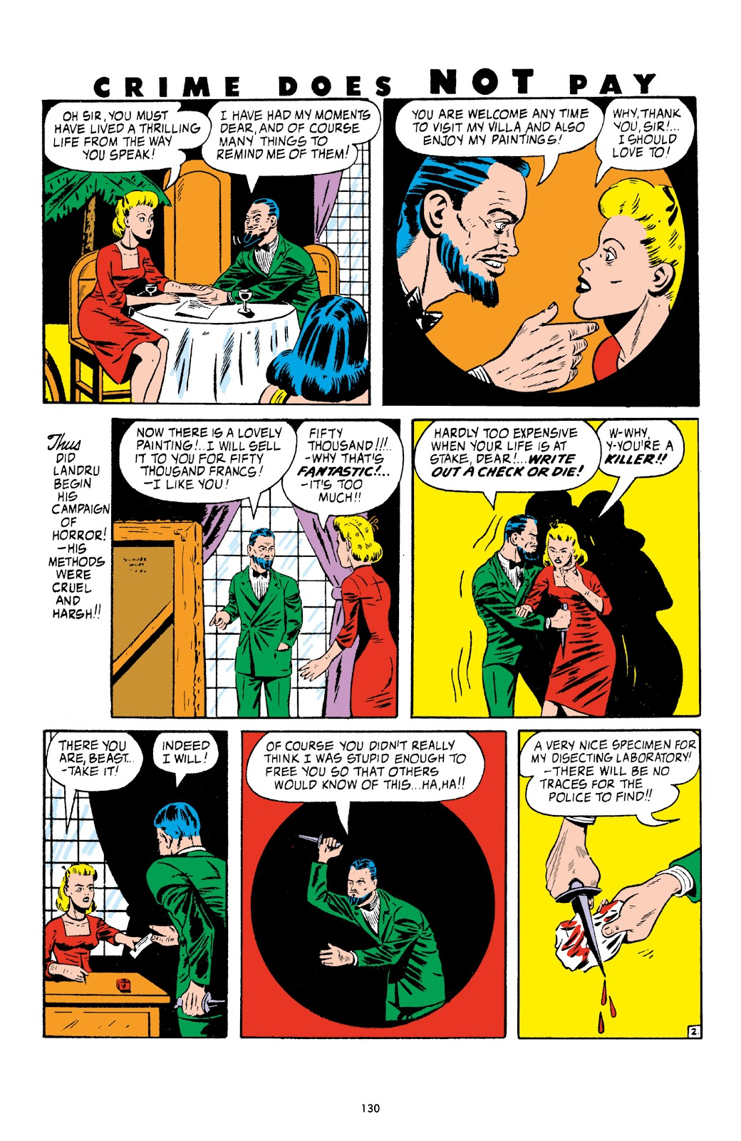 Read online Crime Does Not Pay Archives comic -  Issue # TPB 4 (Part 2) - 30