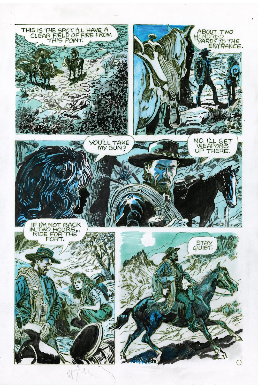 Read online Doug Wildey's Rio: The Complete Saga comic -  Issue # TPB (Part 3) - 62