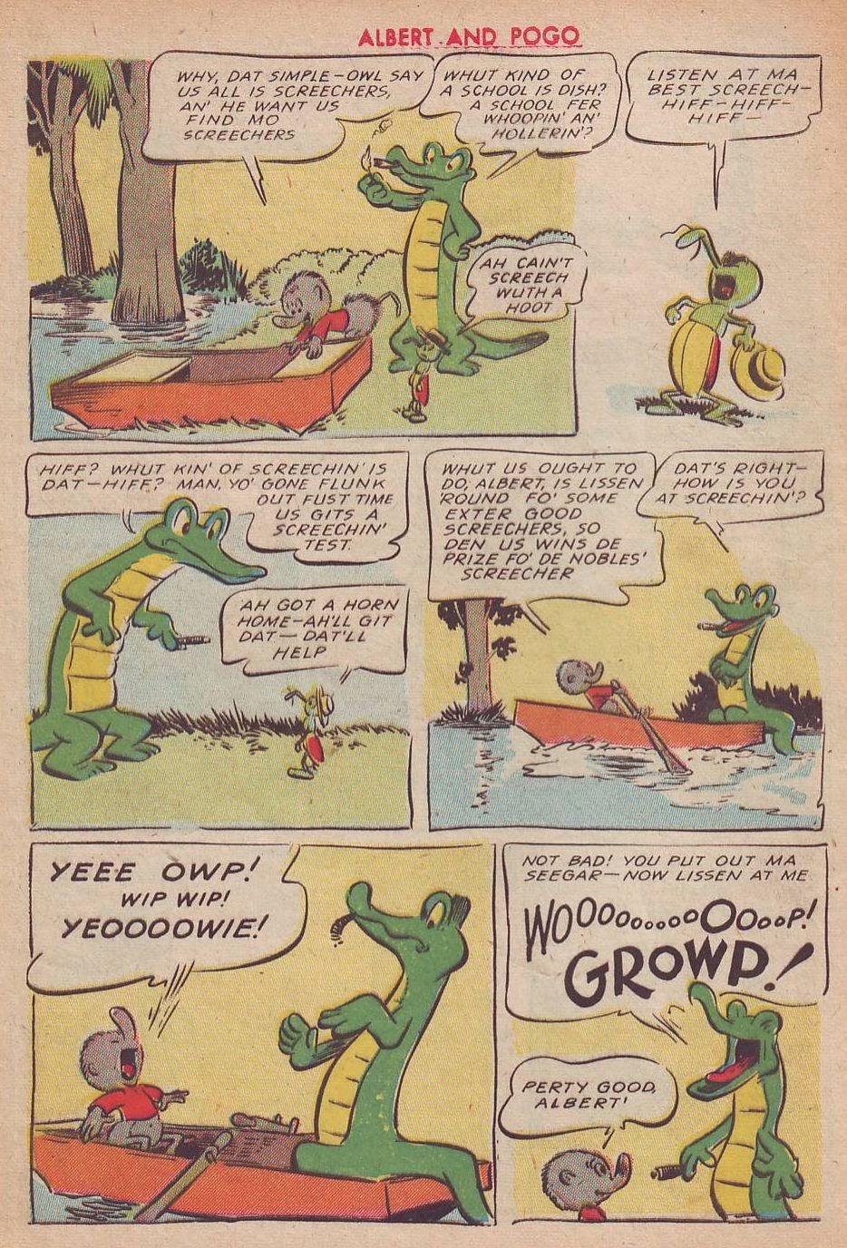 Read online Animal Comics comic -  Issue #25 - 10