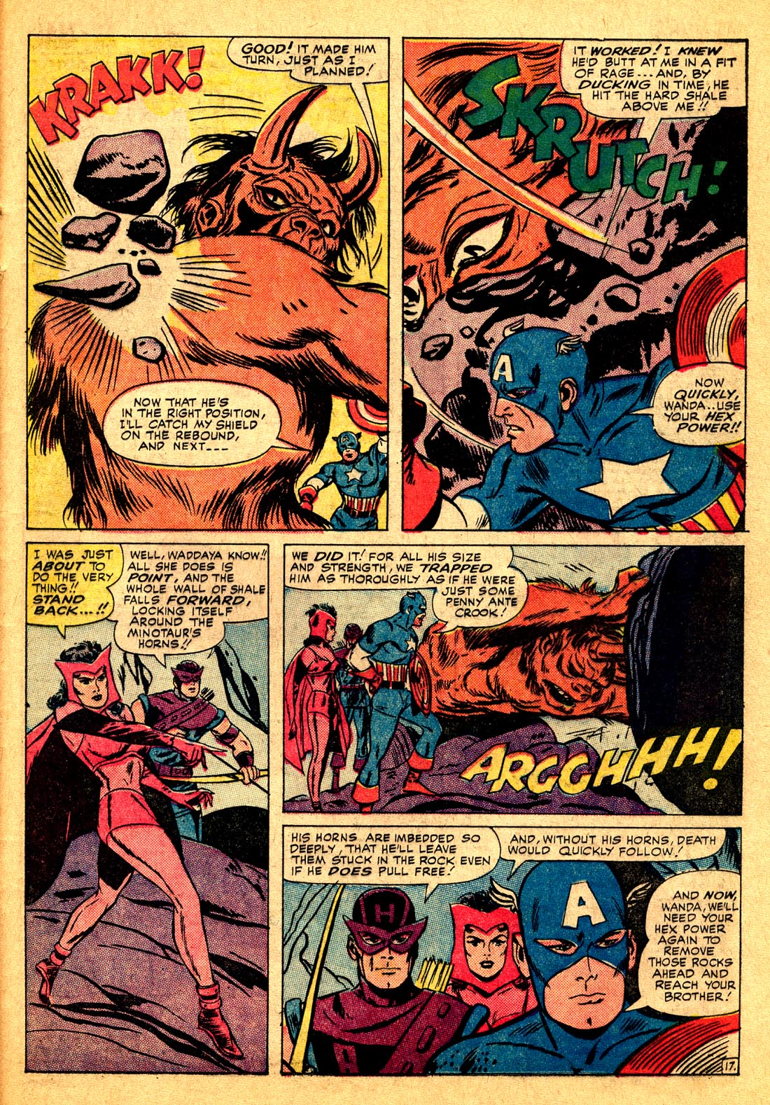 The Avengers (1963) 17 Page 17