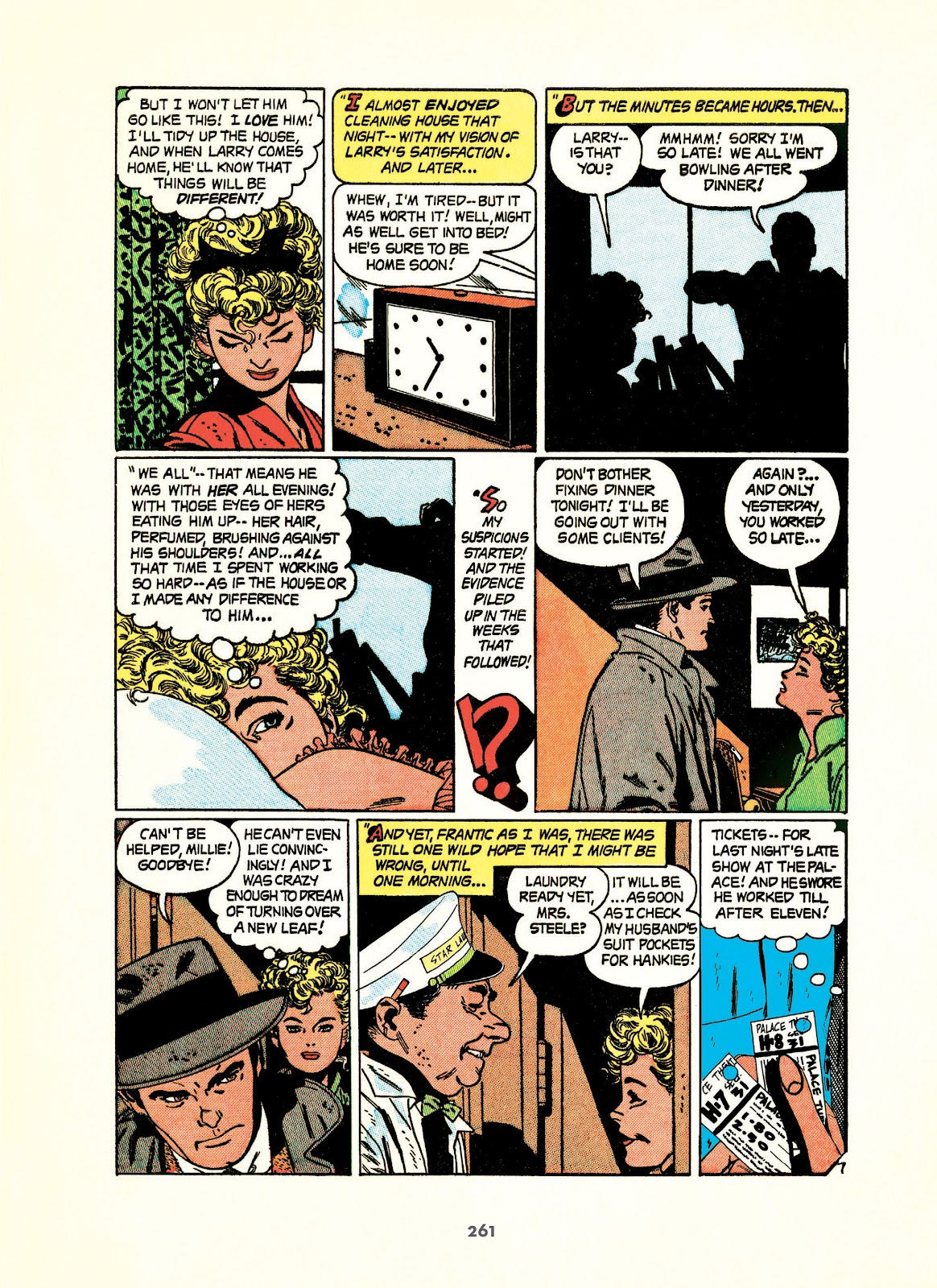 Read online Setting the Standard: Comics by Alex Toth 1952-1954 comic -  Issue # TPB (Part 3) - 62
