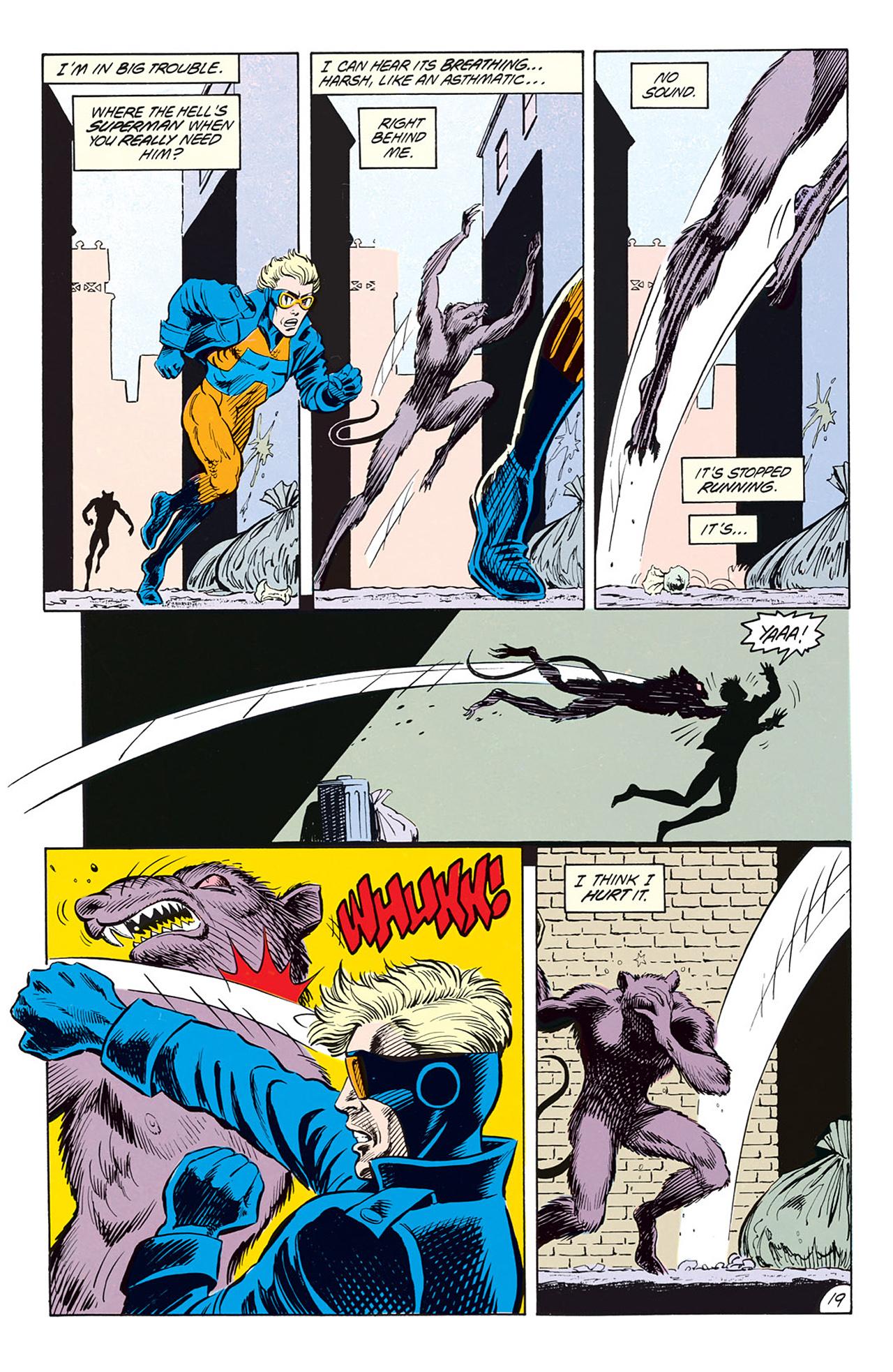 Read online Animal Man (1988) comic -  Issue #2 - 21