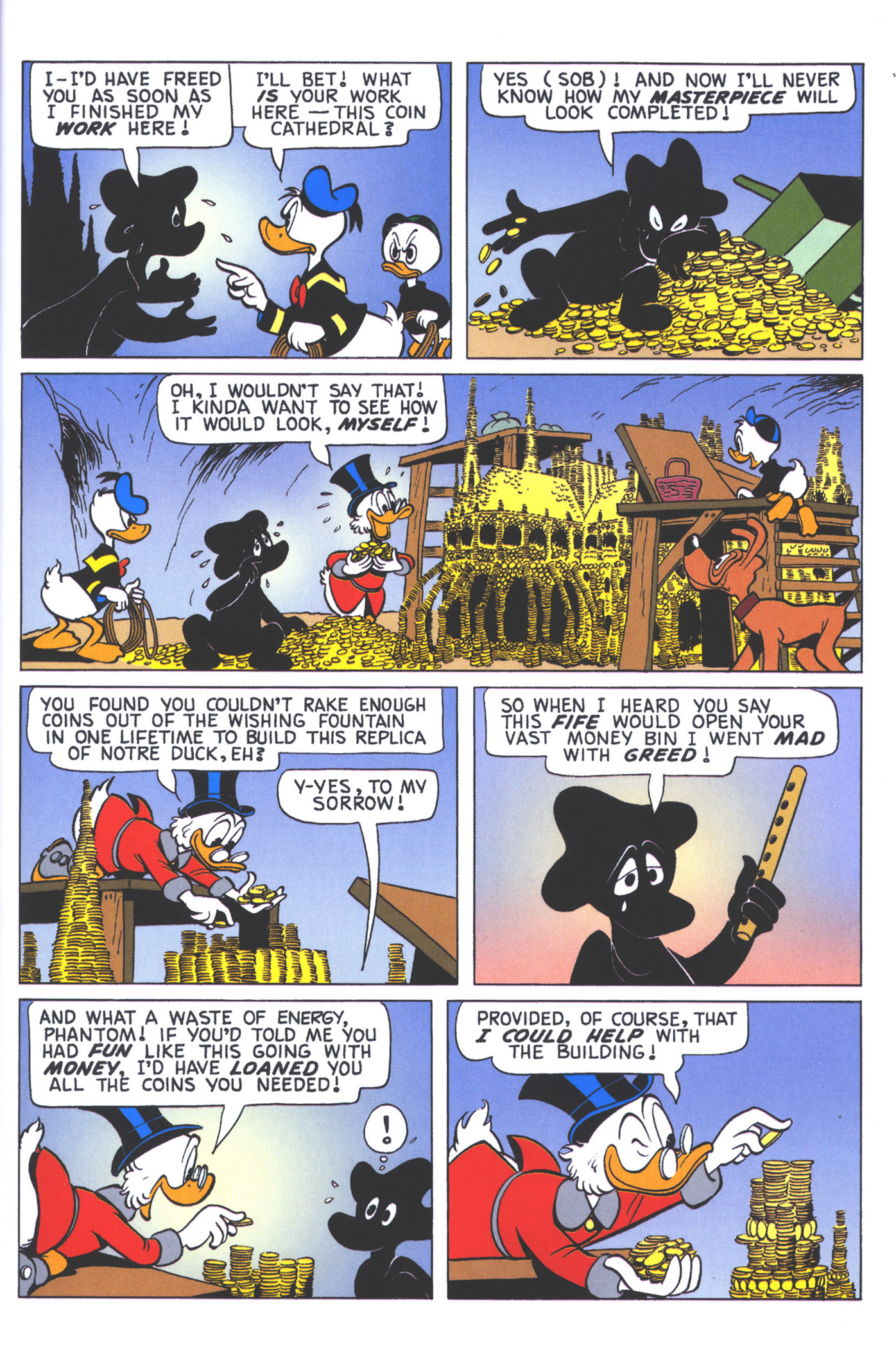 Read online Uncle Scrooge (1953) comic -  Issue #379 - 25