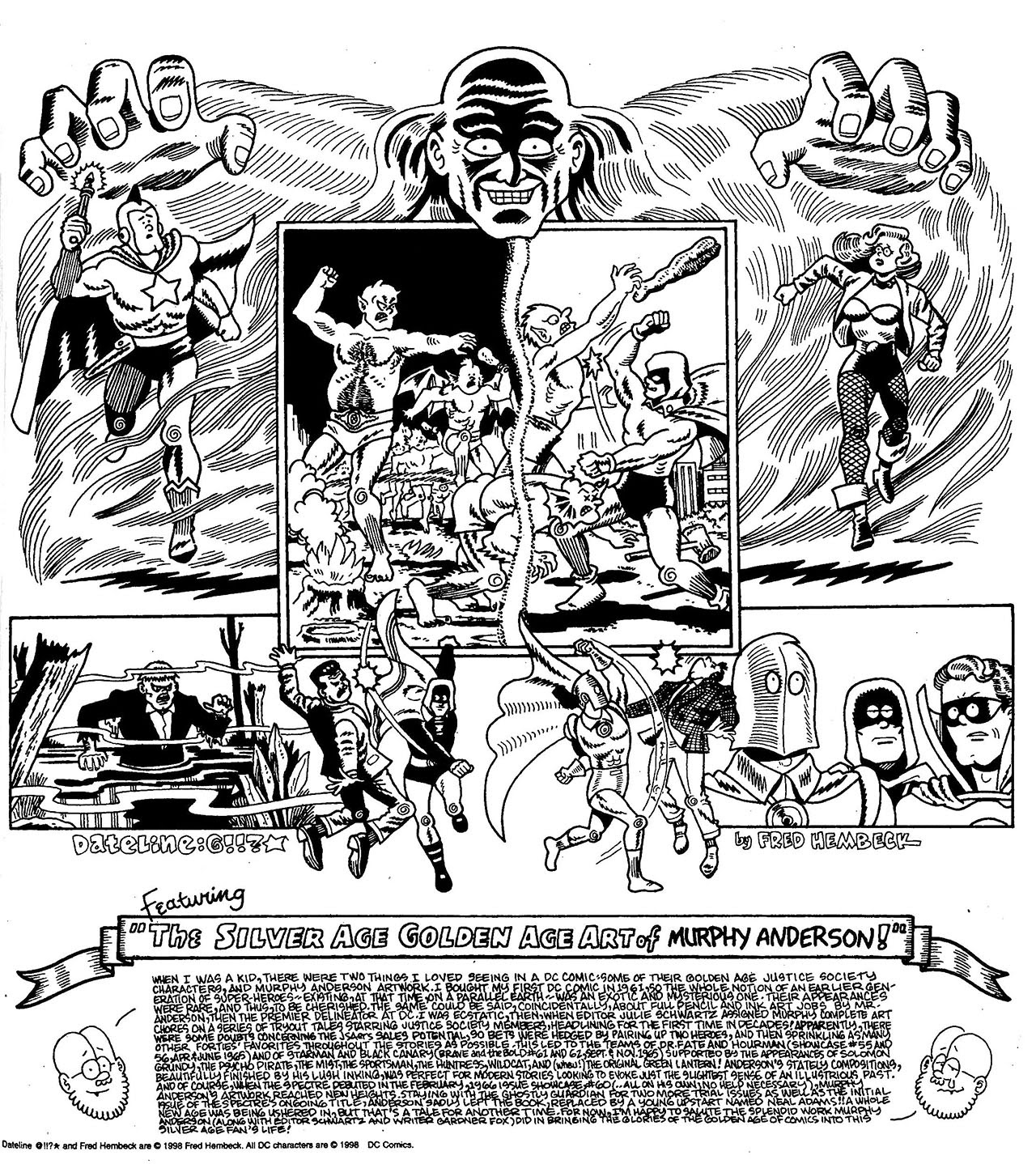 Read online The Nearly Complete Essential Hembeck Archives Omnibus comic -  Issue # TPB (Part 7) - 46