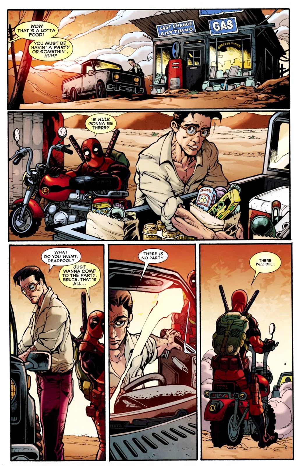 Read online Deadpool (2008) comic -  Issue #37 - 9
