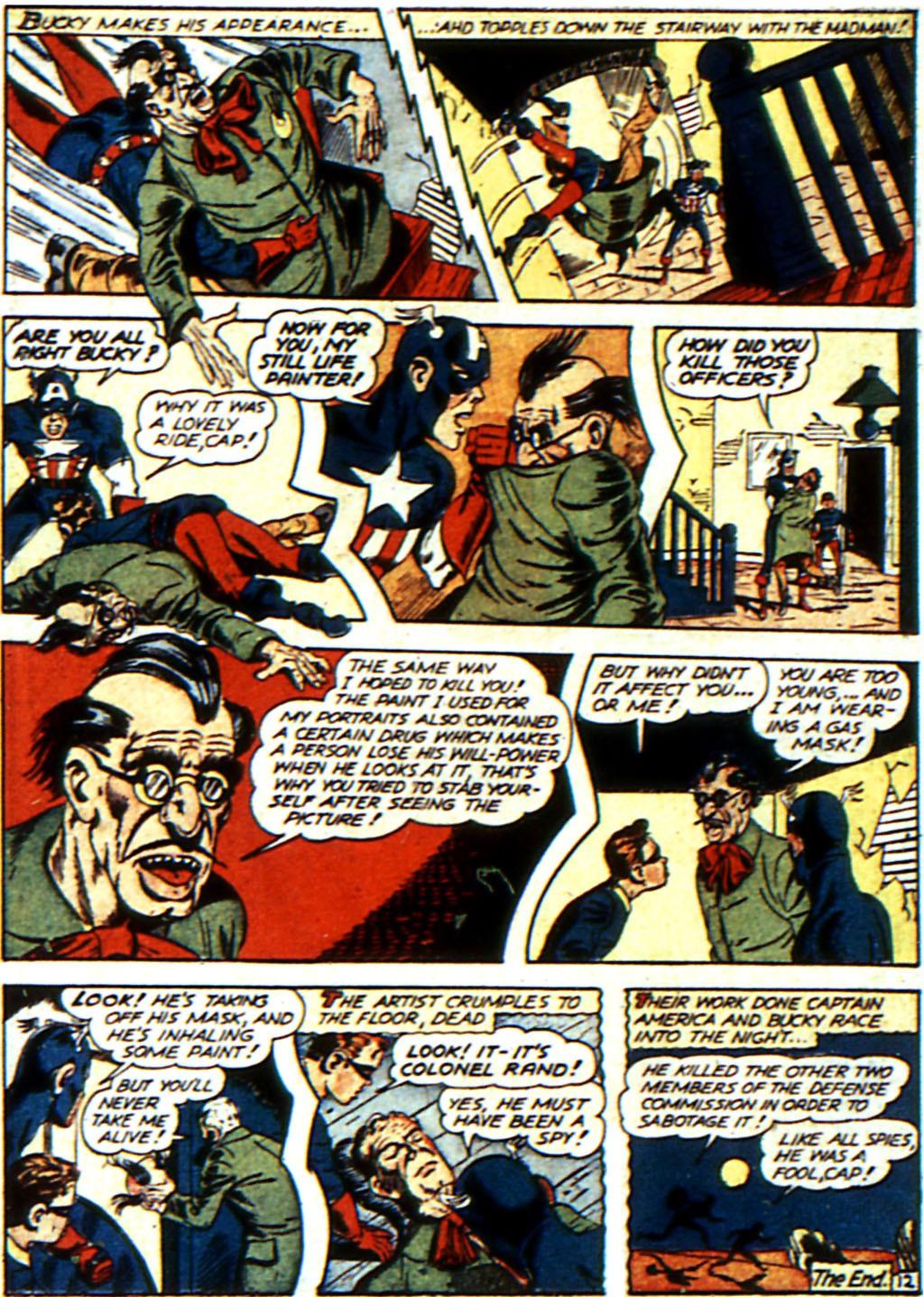 Read online All-Winners Comics comic -  Issue #3 - 27