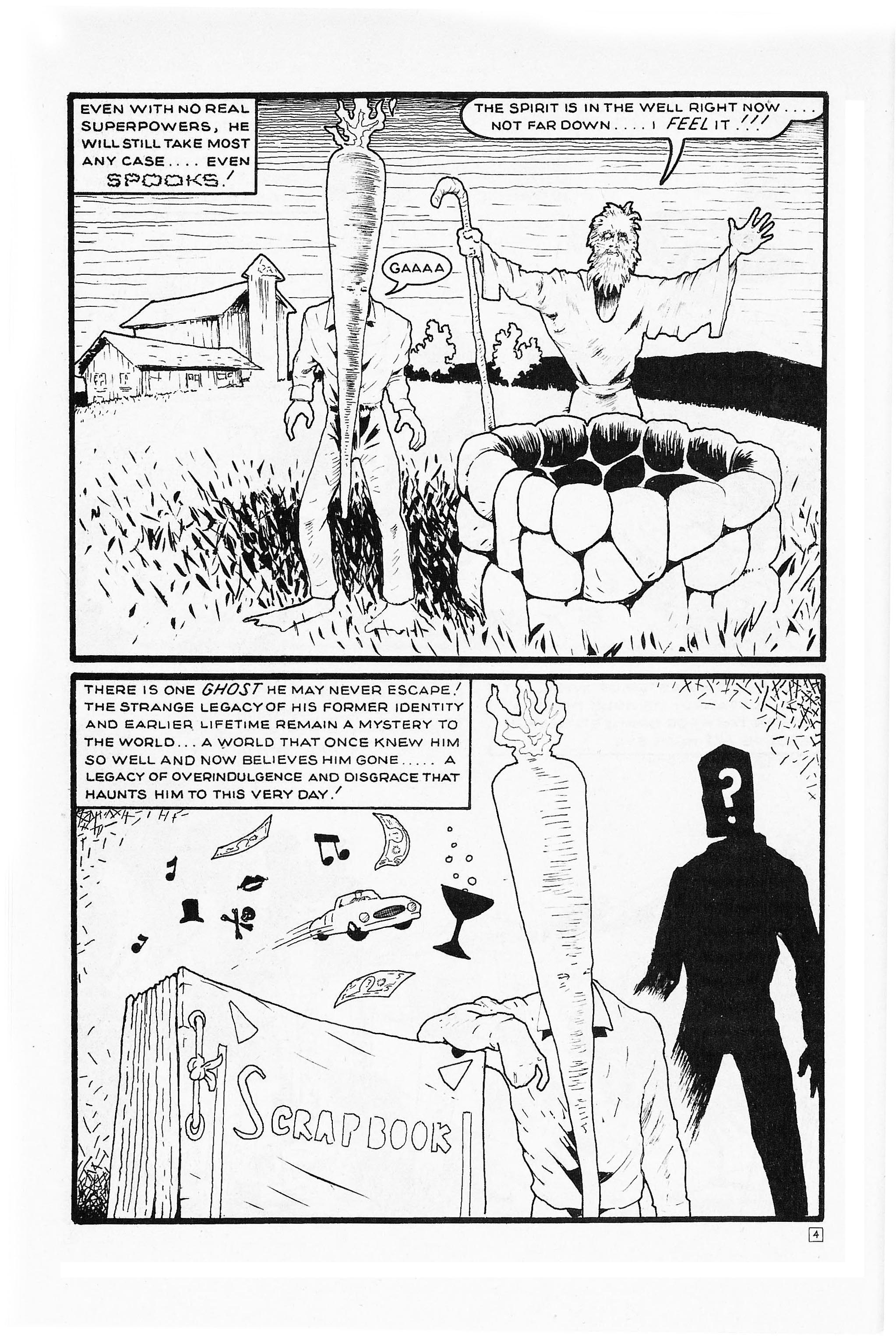 Read online Flaming Carrot Comics (1984) comic -  Issue #3 - 6
