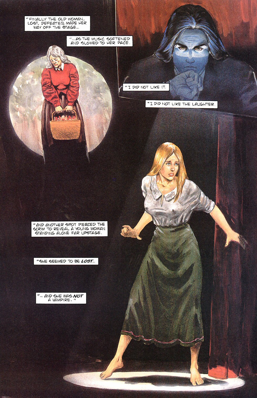 Read online Anne Rice's Interview with the Vampire comic -  Issue #8 - 11