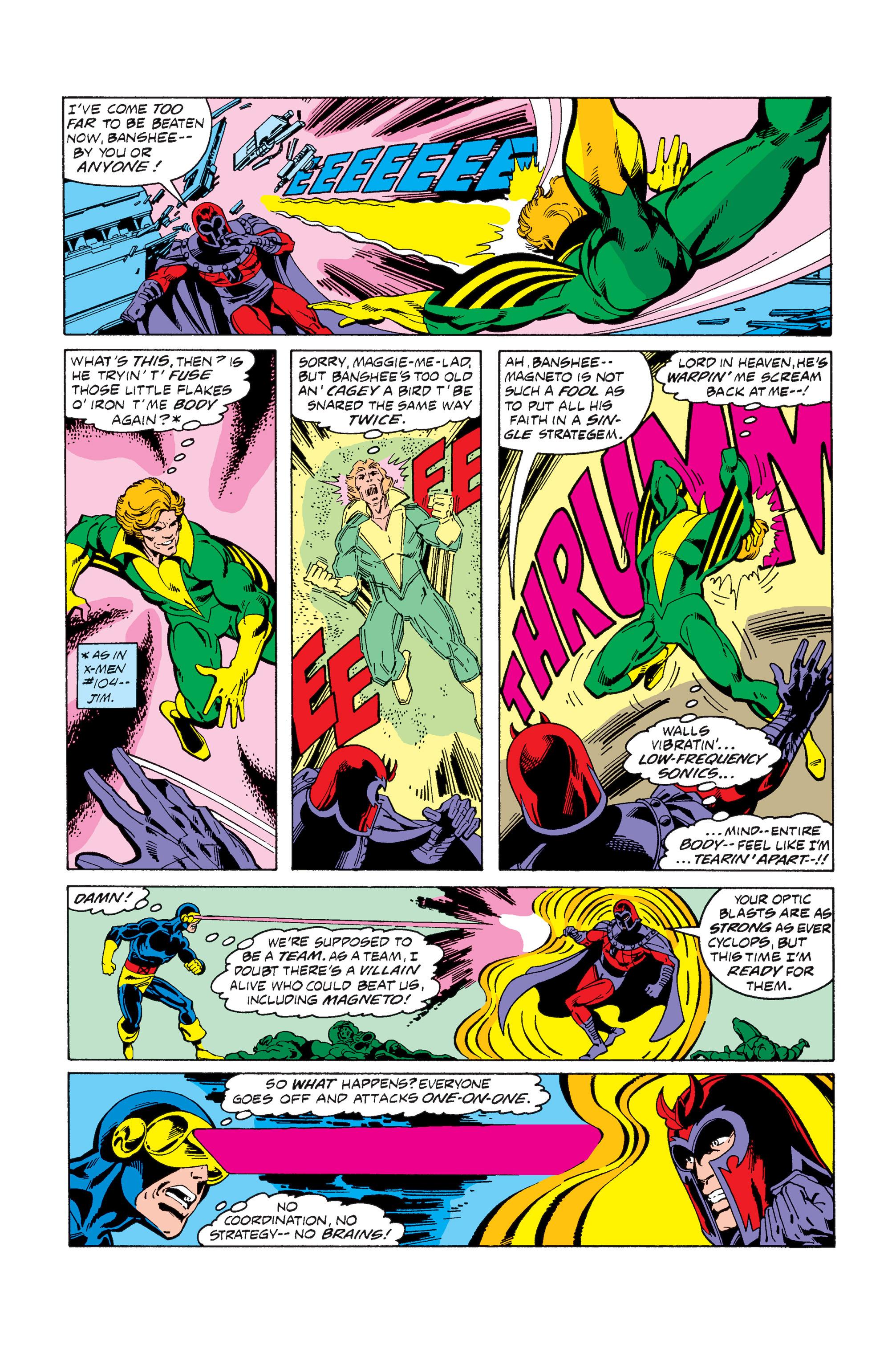 Uncanny X-Men (1963) 112 Page 12