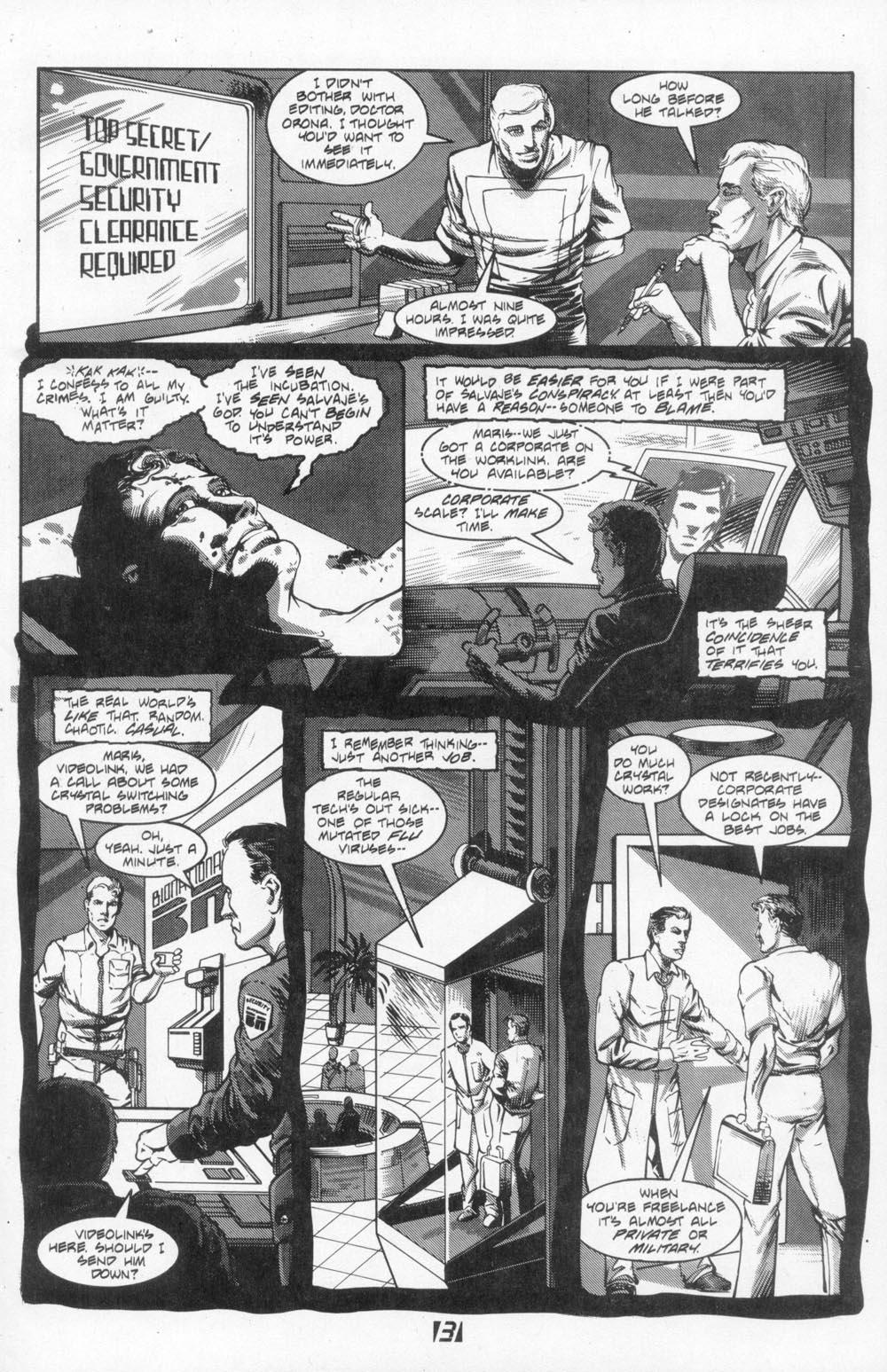 Read online Aliens (1988) comic -  Issue #4 - 5