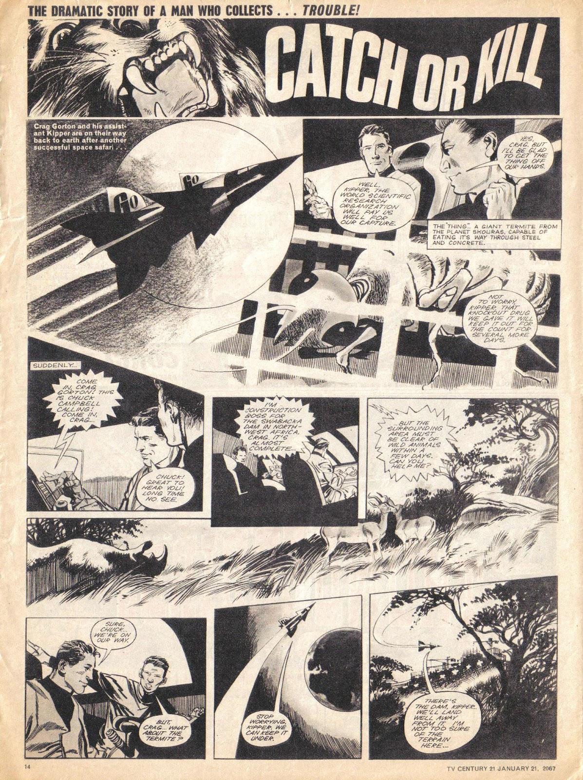 TV Century 21 (TV 21) issue 105 - Page 13