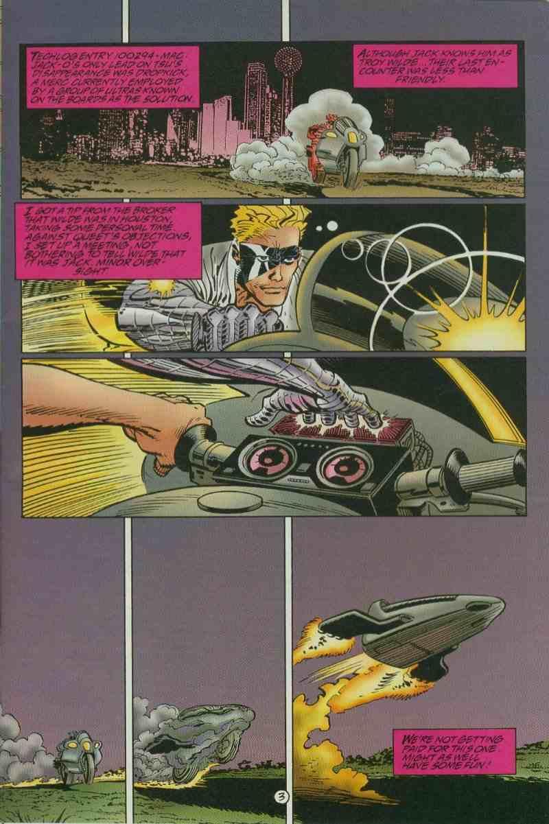 Read online Ultraverse Premiere comic -  Issue #11 - 5