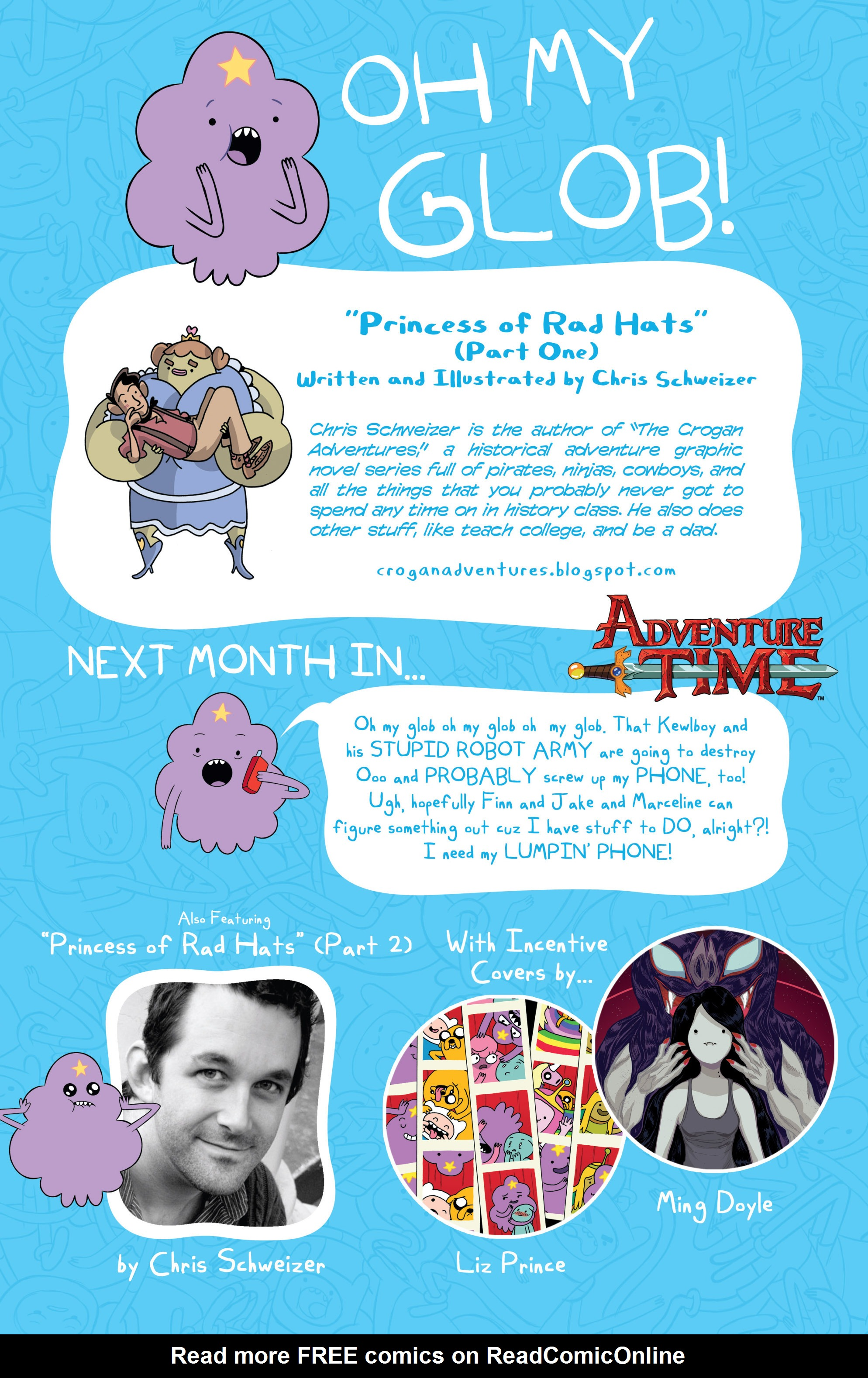 Read online Adventure Time comic -  Issue #13 - 28