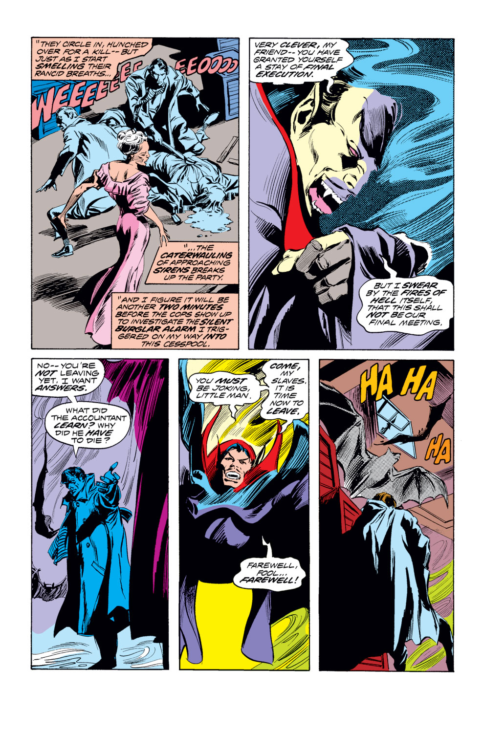 Tomb of Dracula (1972) issue 25 - Page 17