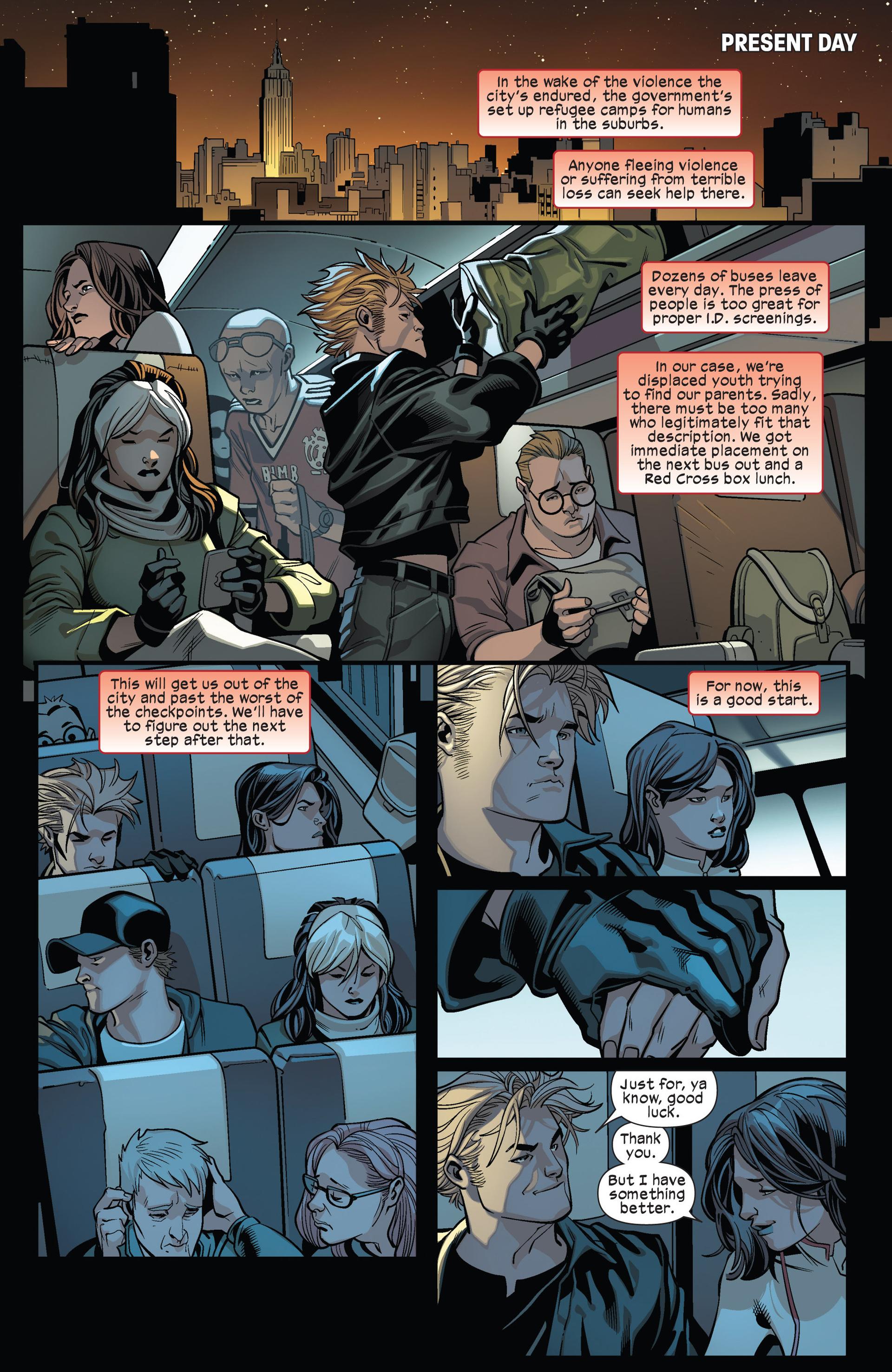 Read online Ultimate Comics X-Men comic -  Issue #13 - 19