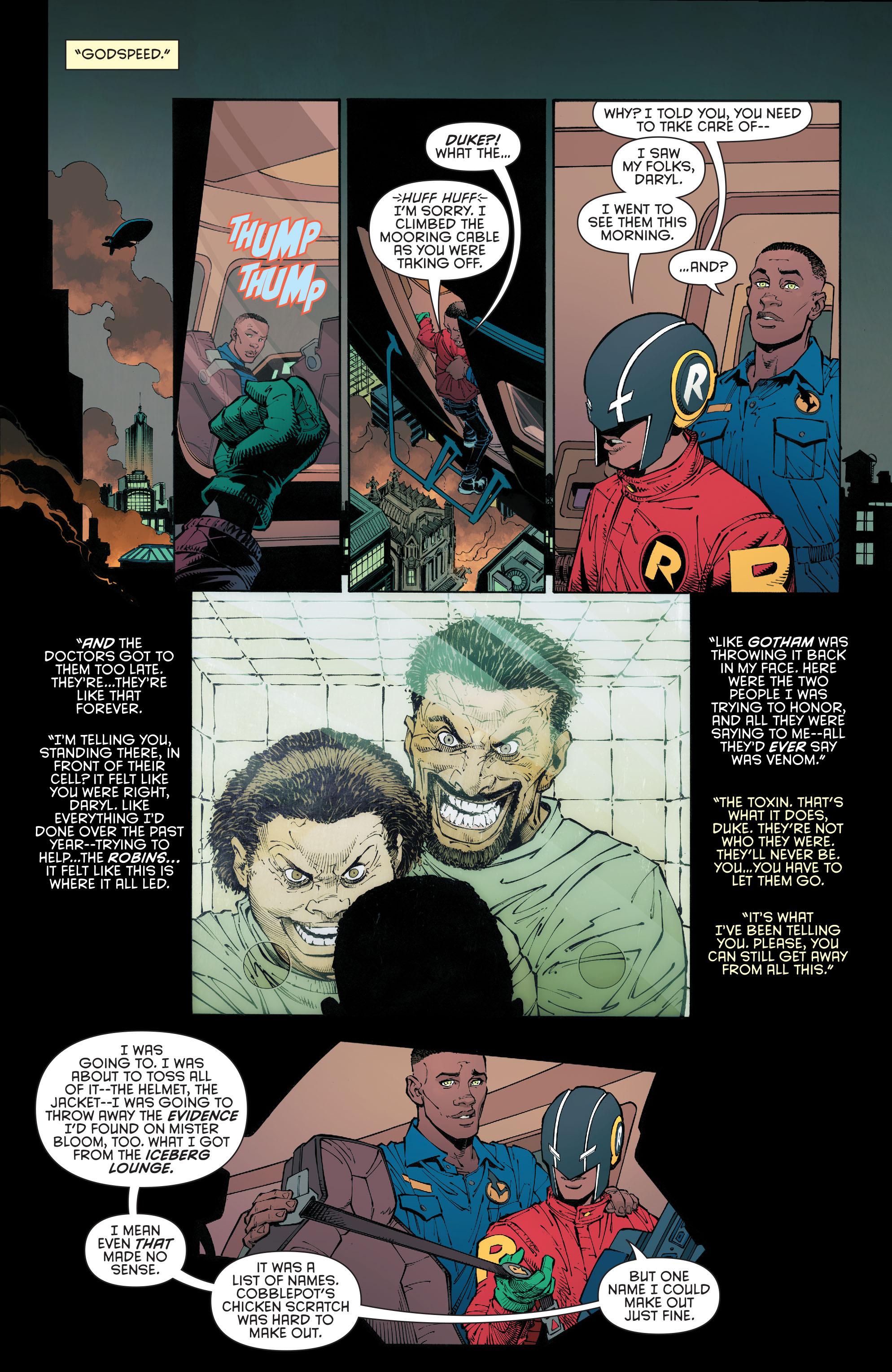Read online Batman (2011) comic -  Issue # _TPB 9 - 105